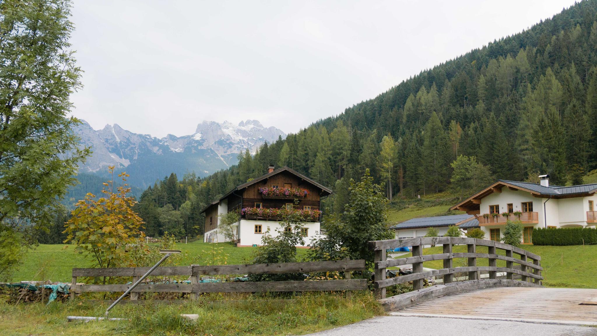 【奧地利】阿爾卑斯迷迷路!遇見美麗的奧地利風情小鎮:滕嫩山麓聖馬丁 19