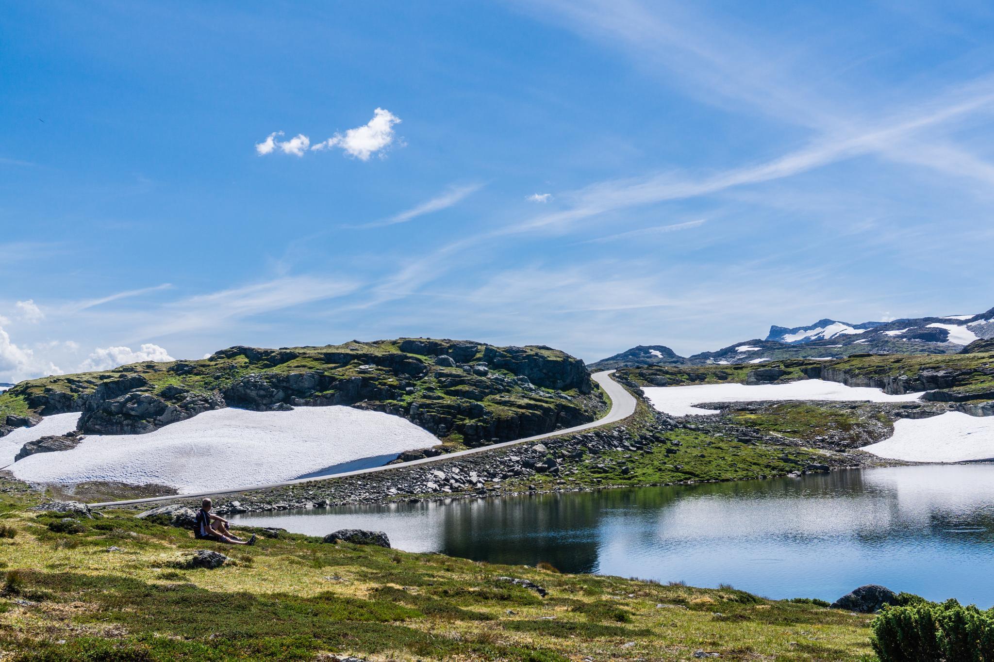 【北歐景點】Lærdalsøyri 世遺松恩峽灣萊達爾小鎮的仲夏風景 27