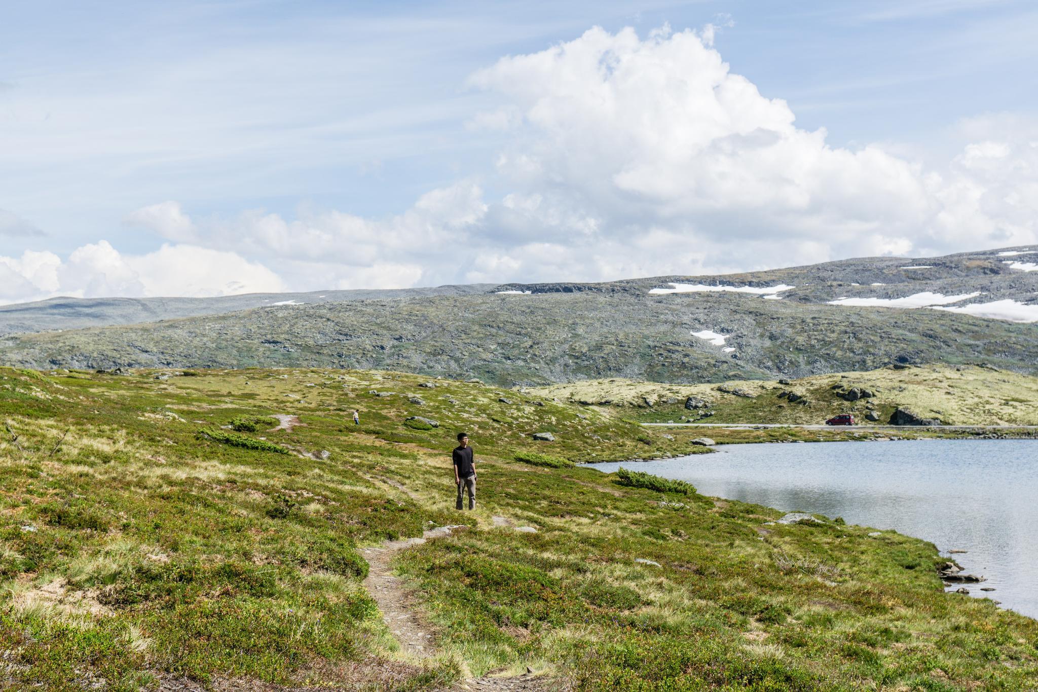 【北歐景點】世界最美景觀公路 - 俯瞰挪威松恩峽灣的 Fv243 雪之路 (Aurlandsfjellet) 23