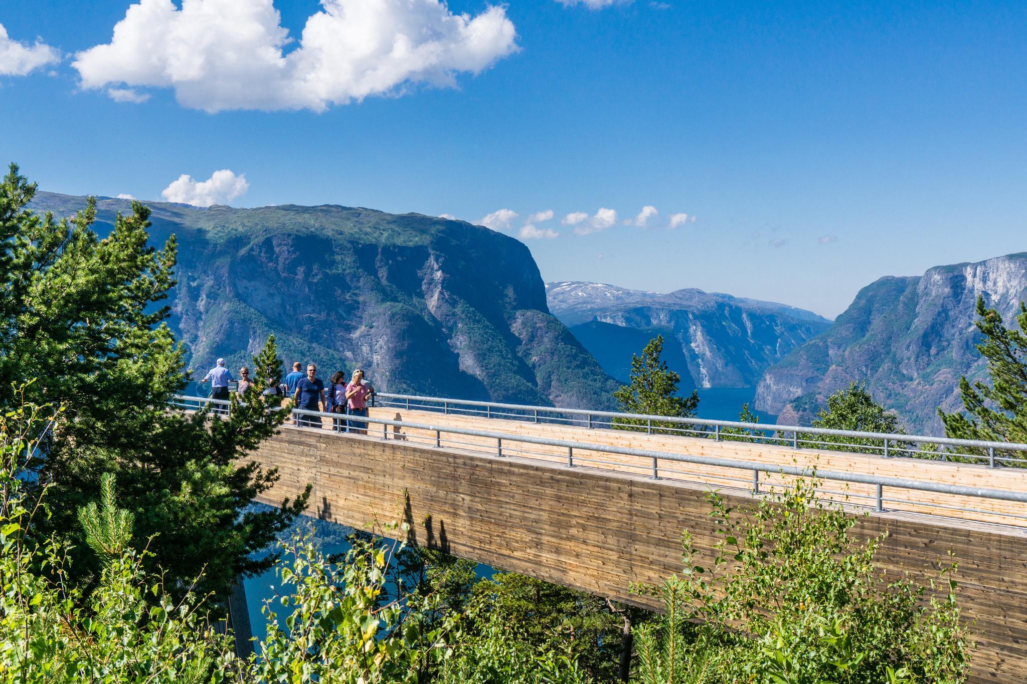 【北歐景點】世界最美景觀公路 - 俯瞰挪威松恩峽灣的 Fv243 雪之路 (Aurlandsfjellet) 27