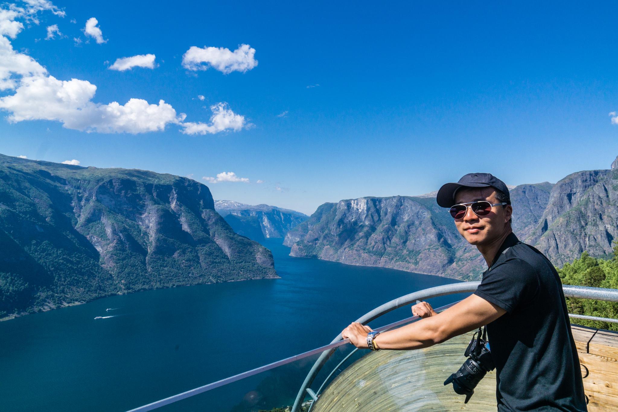 【北歐景點】世界最美景觀公路 - 俯瞰挪威松恩峽灣的 Fv243 雪之路 (Aurlandsfjellet) 31