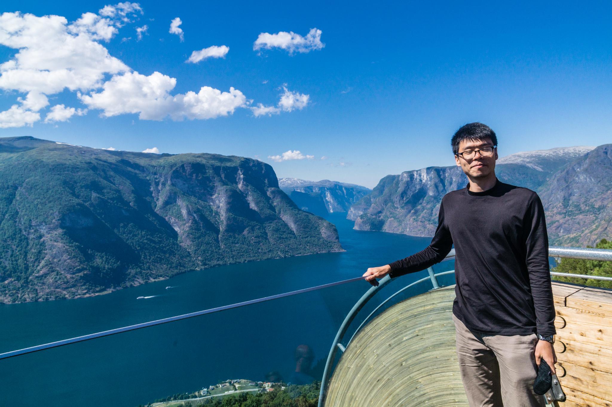 【北歐景點】世界最美景觀公路 - 俯瞰挪威松恩峽灣的 Fv243 雪之路 (Aurlandsfjellet) 33