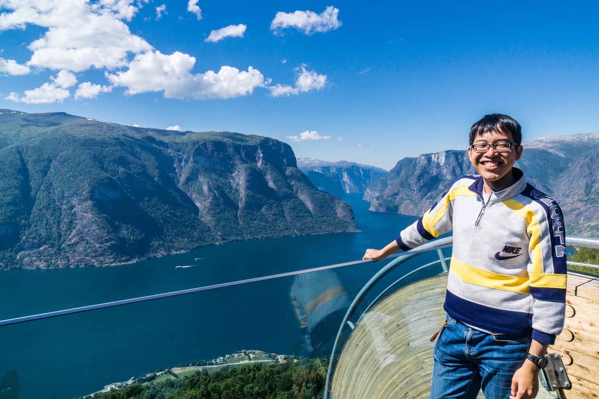 【北歐景點】世界最美景觀公路 - 俯瞰挪威松恩峽灣的 Fv243 雪之路 (Aurlandsfjellet) 32