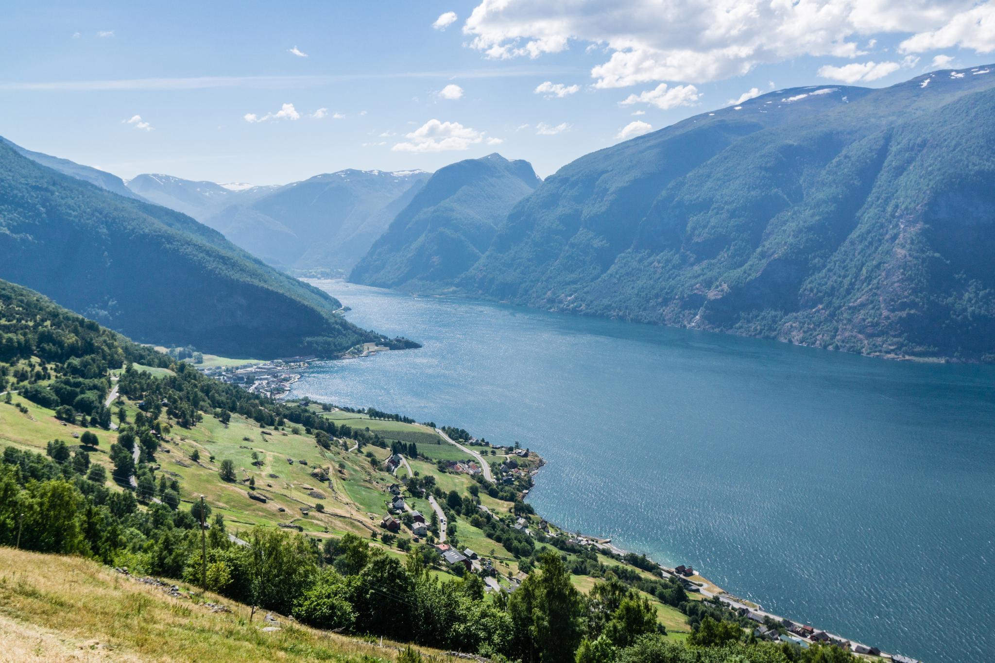 【北歐景點】世界最美景觀公路 - 俯瞰挪威松恩峽灣的 Fv243 雪之路 (Aurlandsfjellet) 34