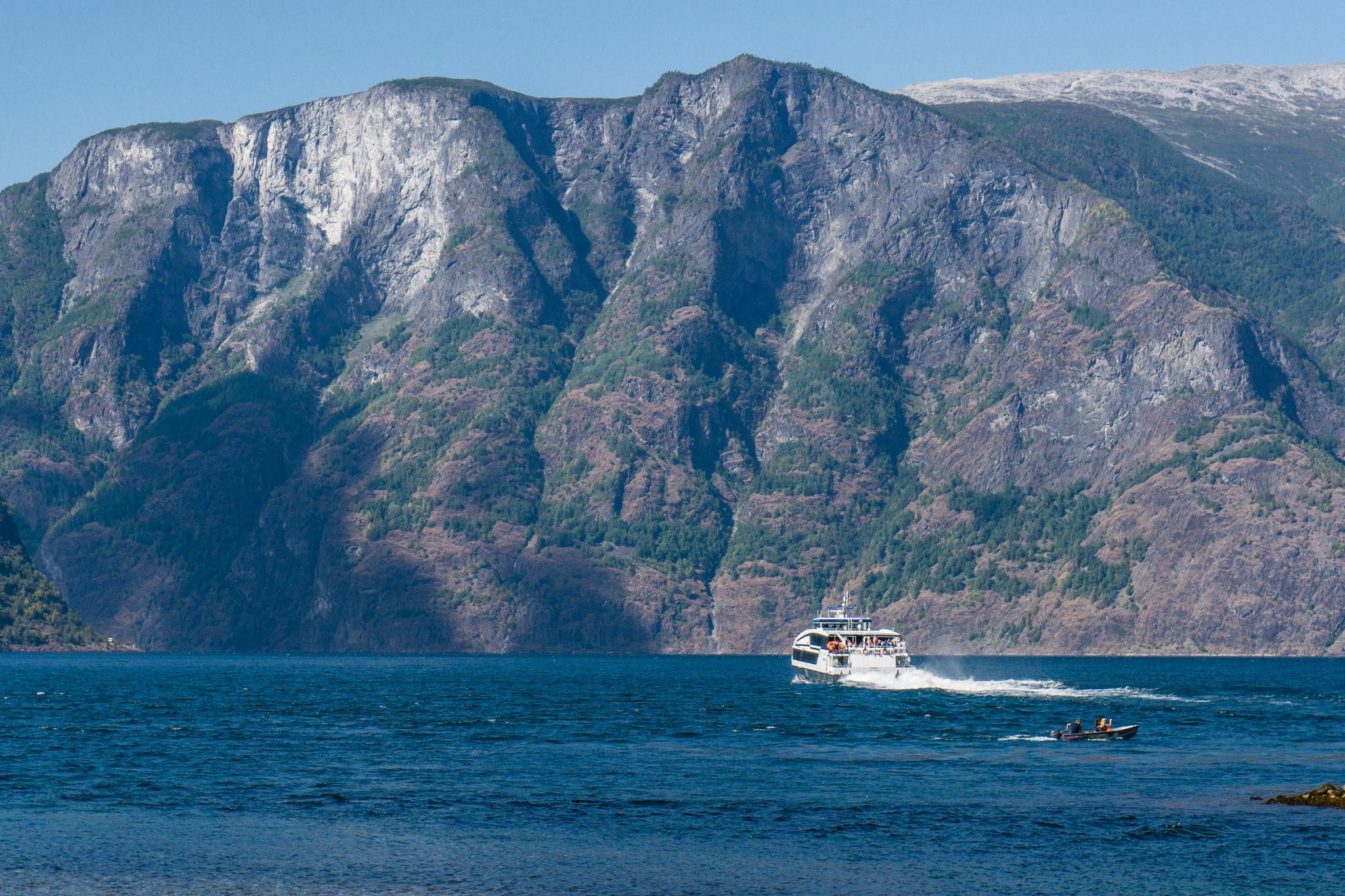 【北歐景點】世界最美景觀公路 - 俯瞰挪威松恩峽灣的 Fv243 雪之路 (Aurlandsfjellet) 37