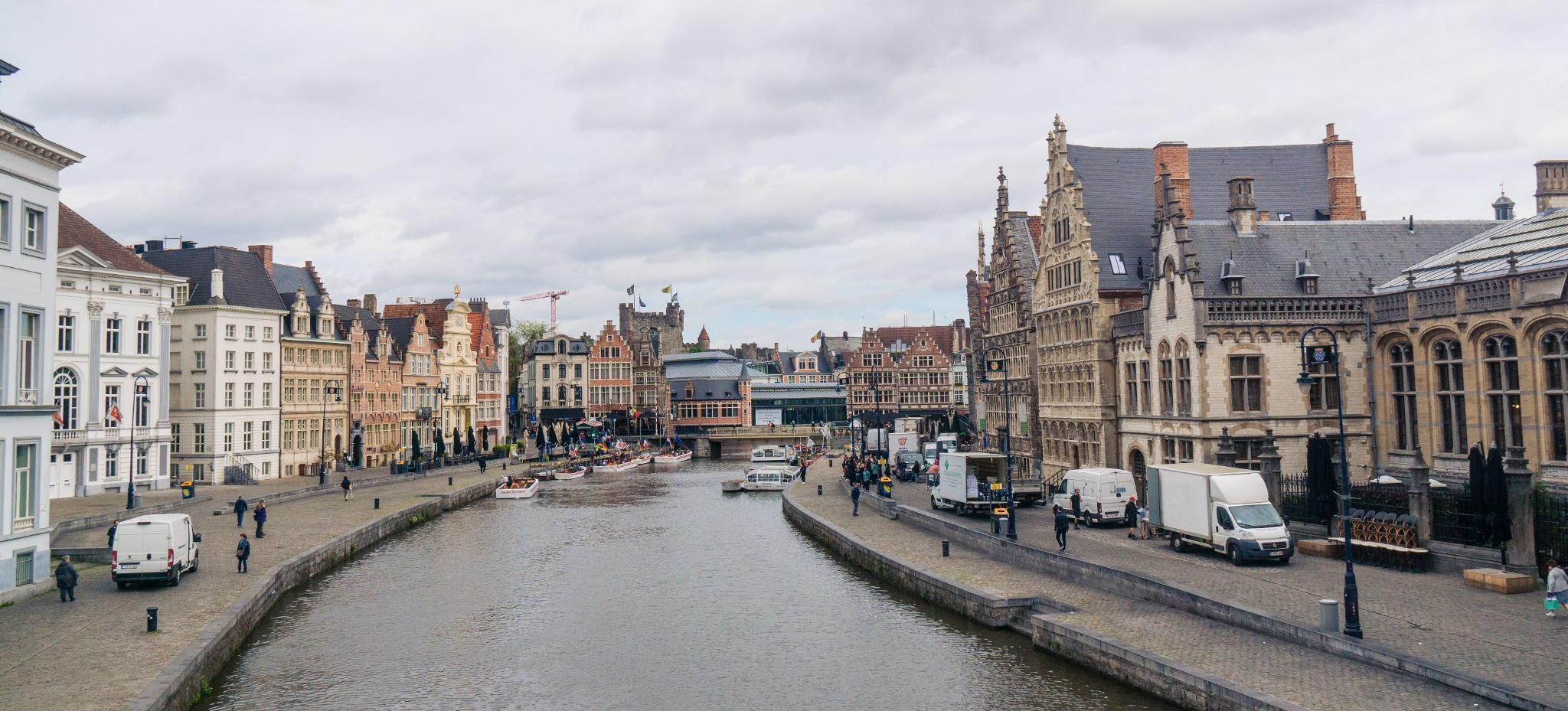 【比利時】穿梭中世紀的大城小事 — 比利時根特 (Ghent) 散步景點總整理 93
