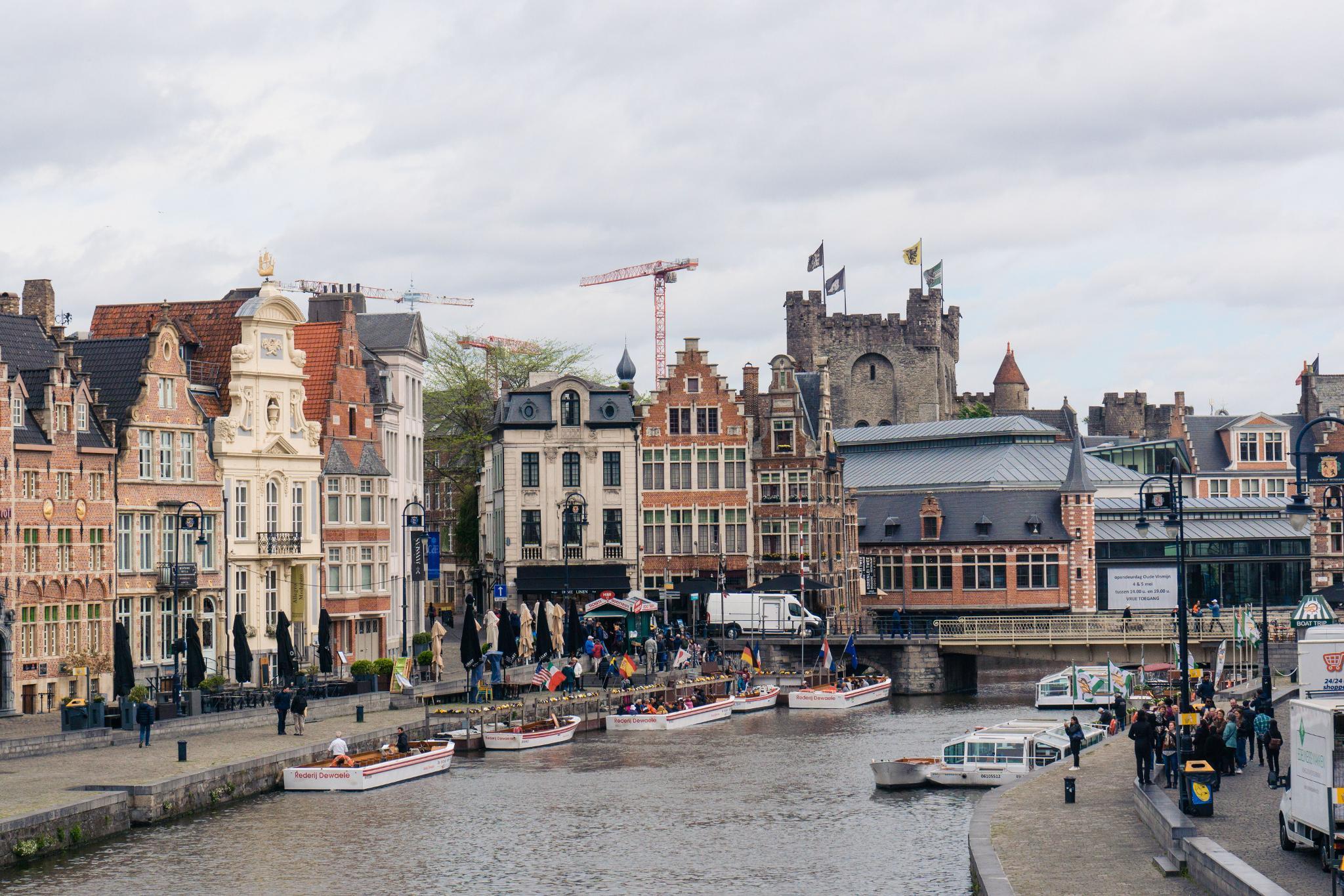 【比利時】穿梭中世紀的大城小事 — 比利時根特 (Ghent) 散步景點總整理 94