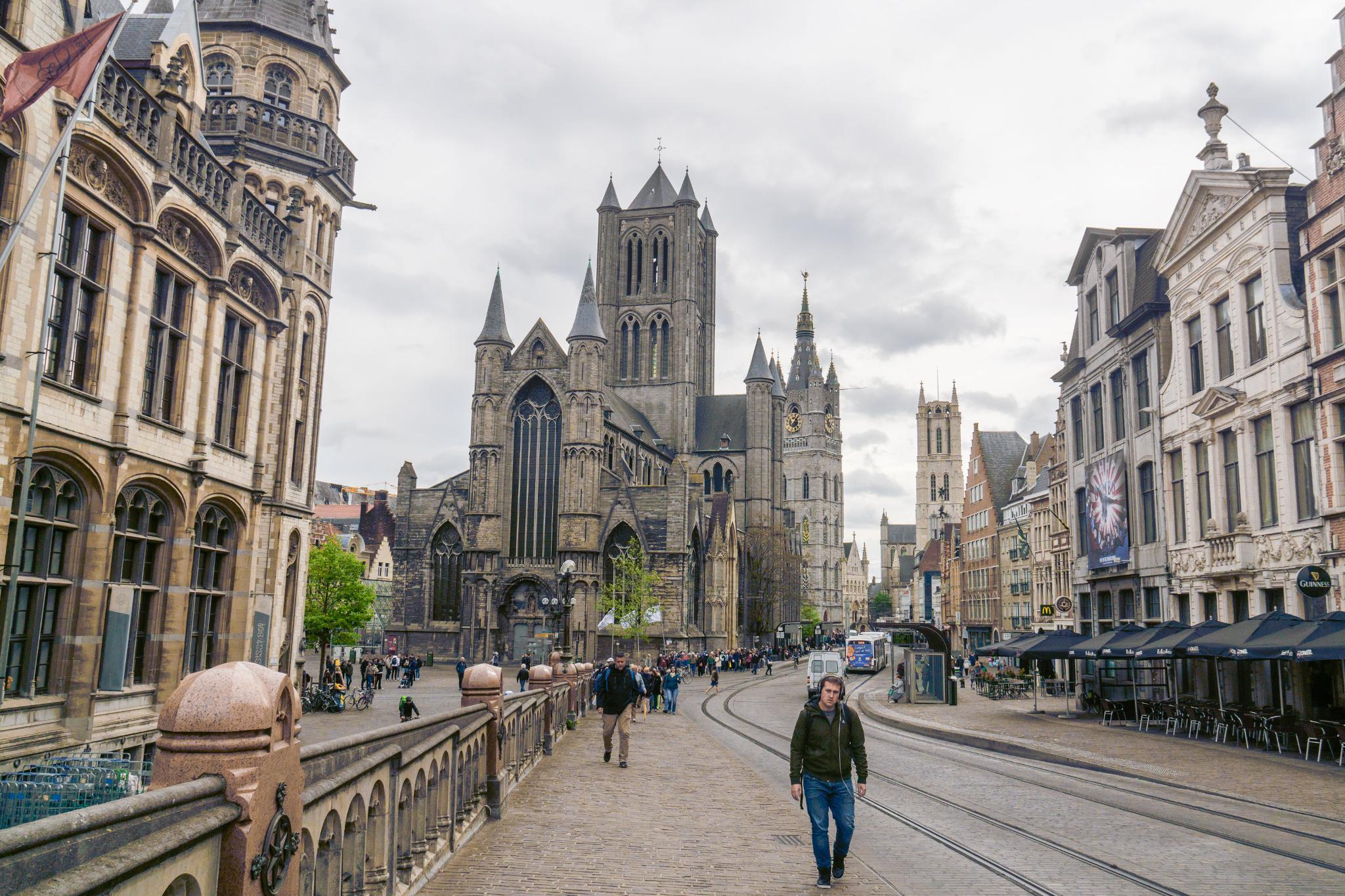 【比利時】穿梭中世紀的大城小事 — 比利時根特 (Ghent) 散步景點總整理 99