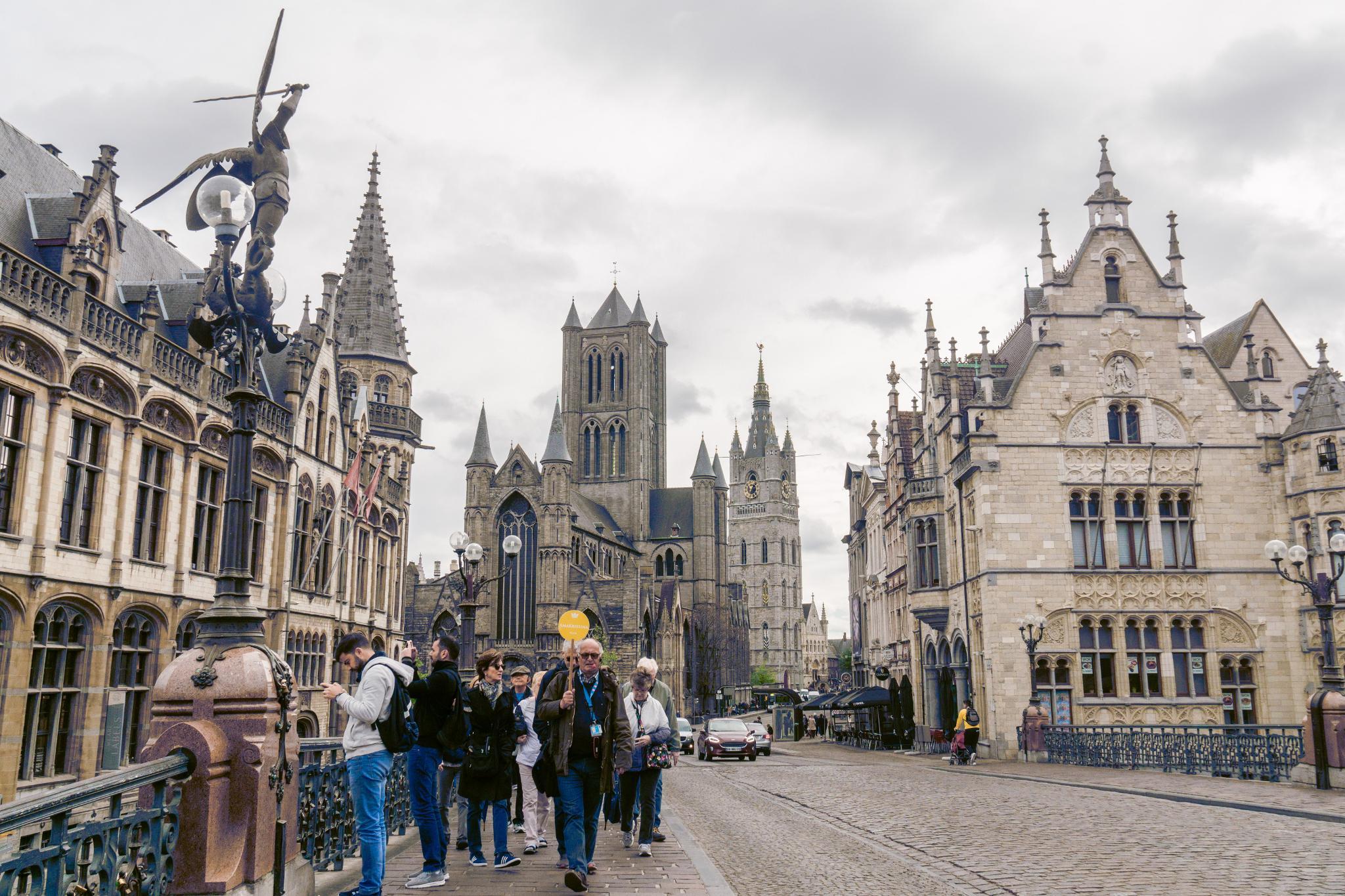 【比利時】穿梭中世紀的大城小事 — 比利時根特 (Ghent) 散步景點總整理 85