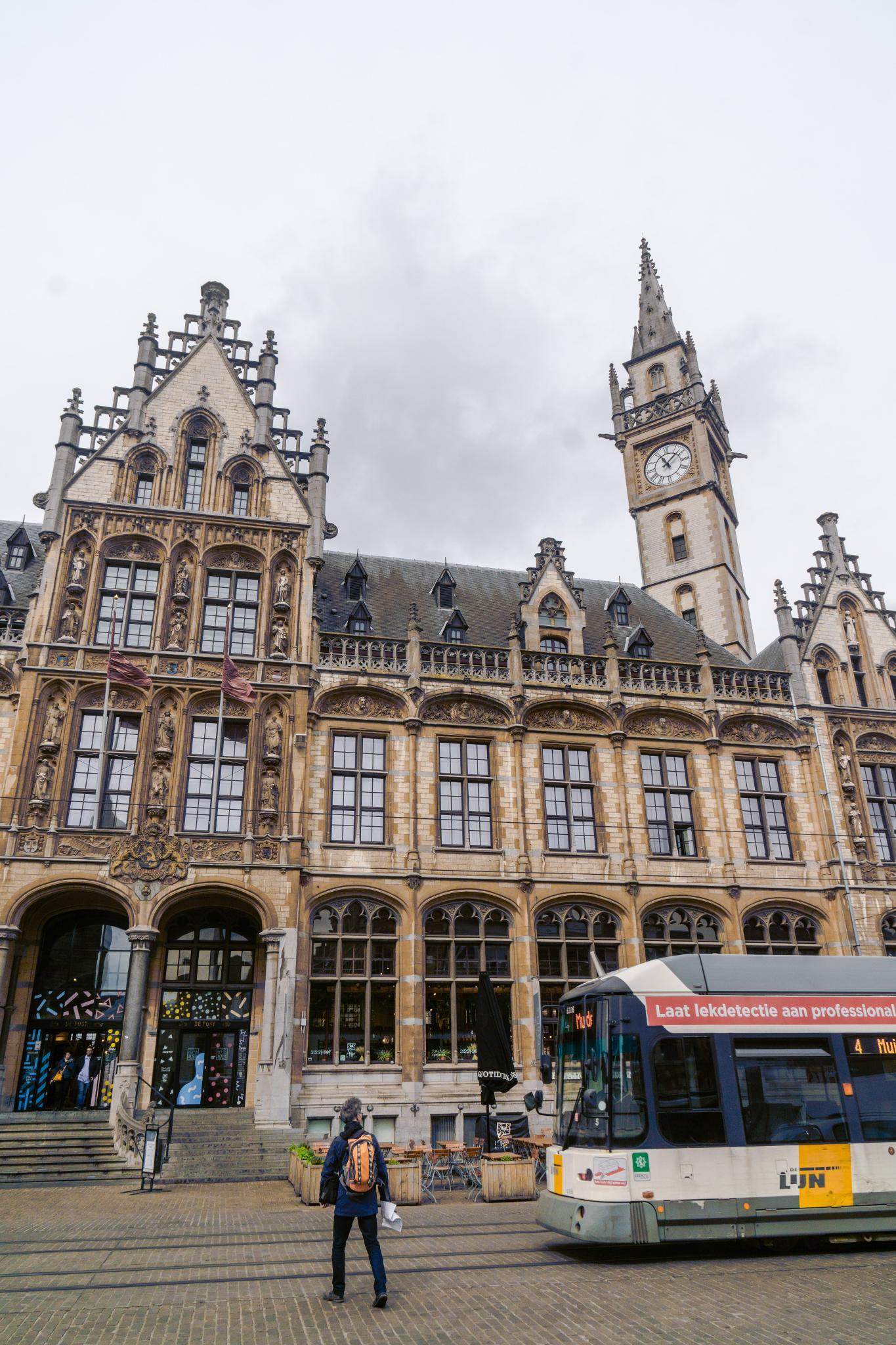 【比利時】穿梭中世紀的大城小事 — 比利時根特 (Ghent) 散步景點總整理 109