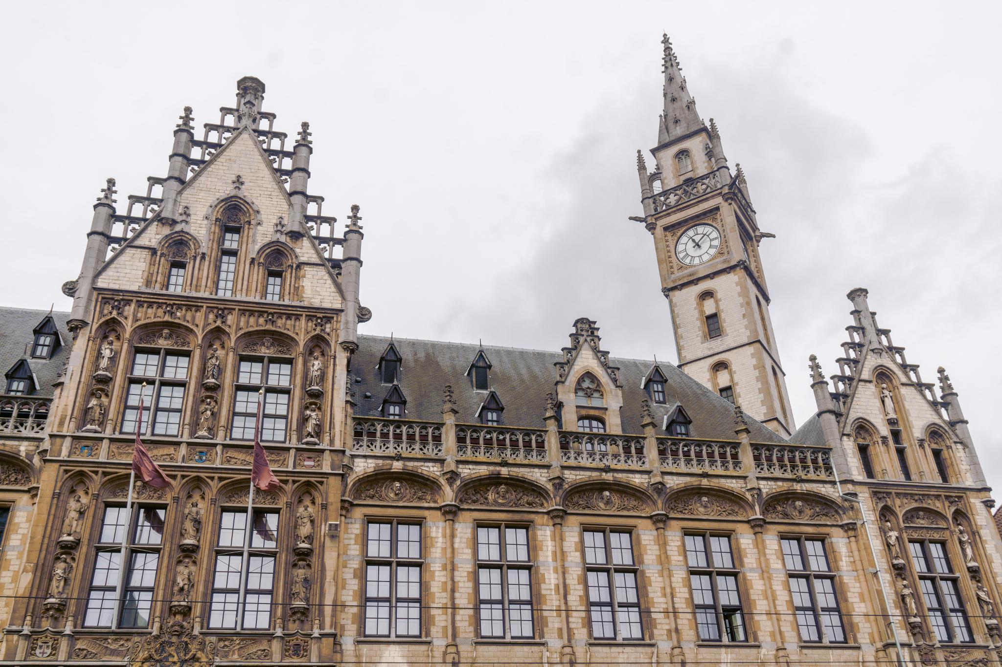 【比利時】穿梭中世紀的大城小事 — 比利時根特 (Ghent) 散步景點總整理 104