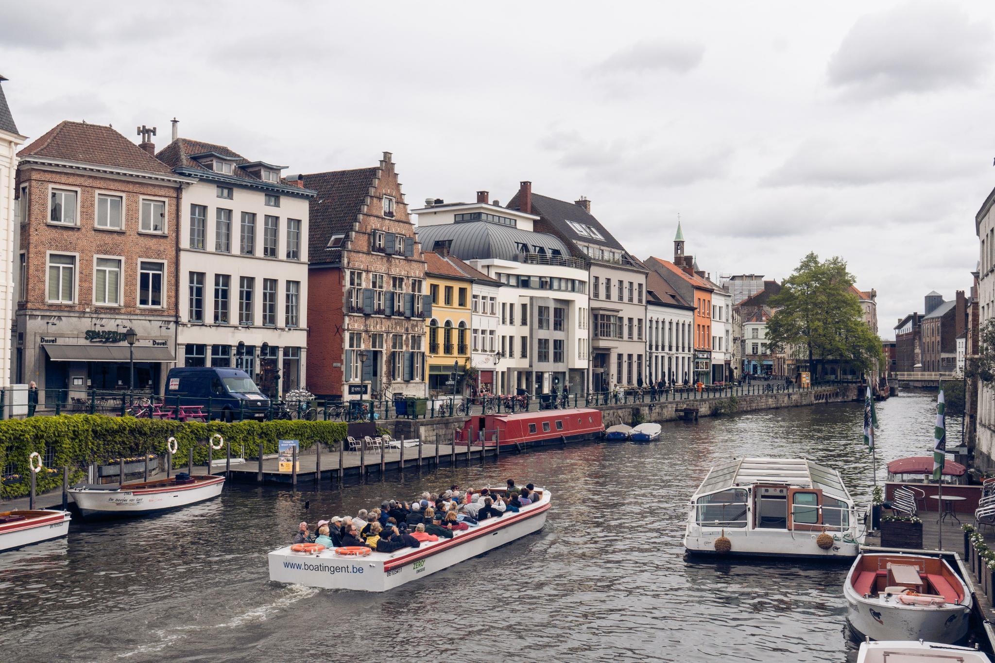 【比利時】穿梭中世紀的大城小事 — 比利時根特 (Ghent) 散步景點總整理 91