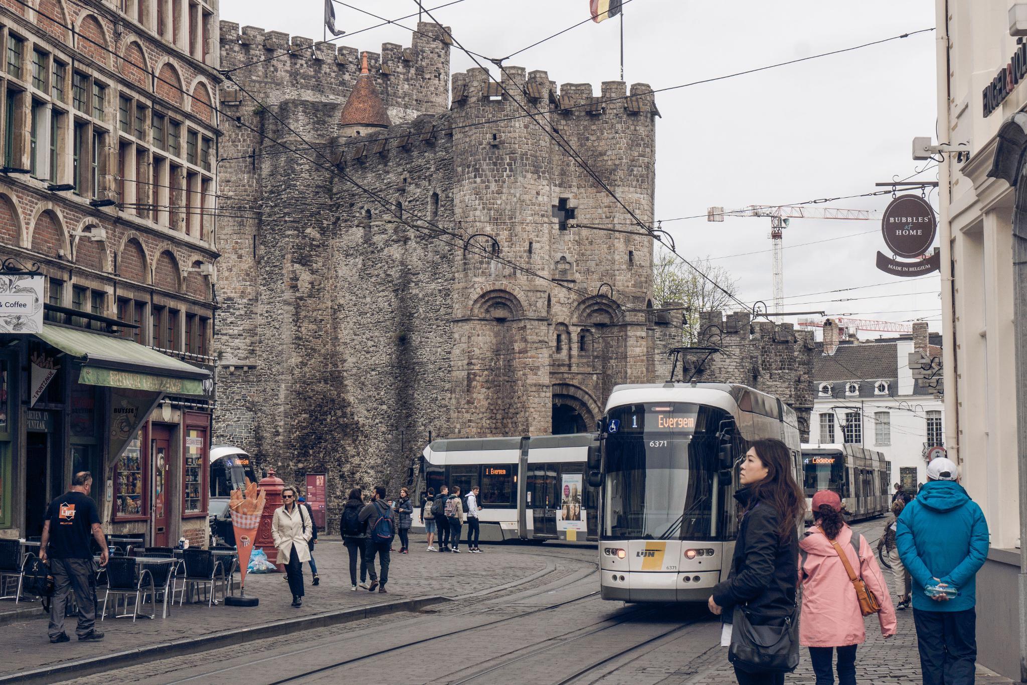 【比利時】穿梭中世紀的大城小事 — 比利時根特 (Ghent) 散步景點總整理 112
