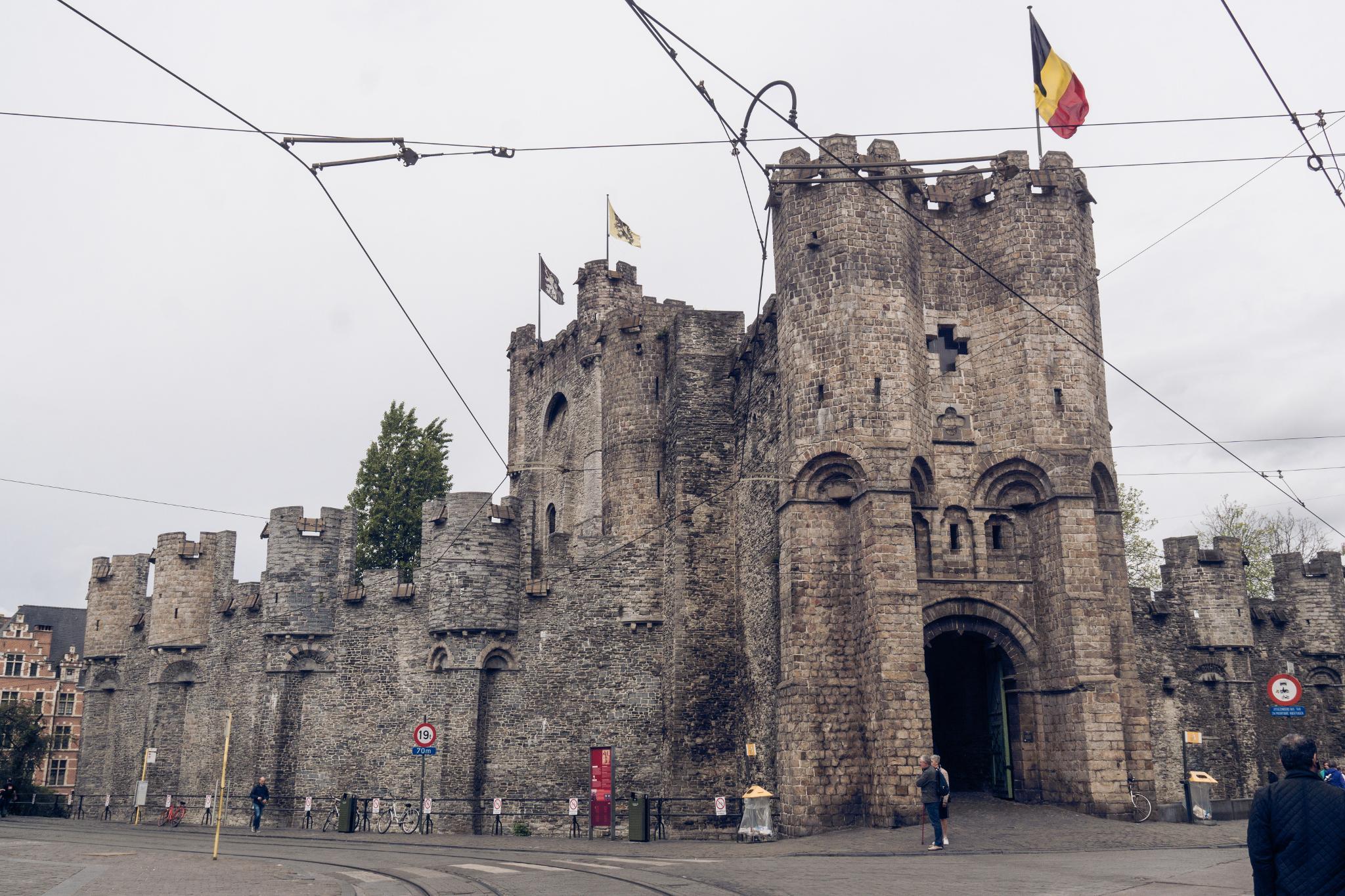 【比利時】穿梭中世紀的大城小事 — 比利時根特 (Ghent) 散步景點總整理 111