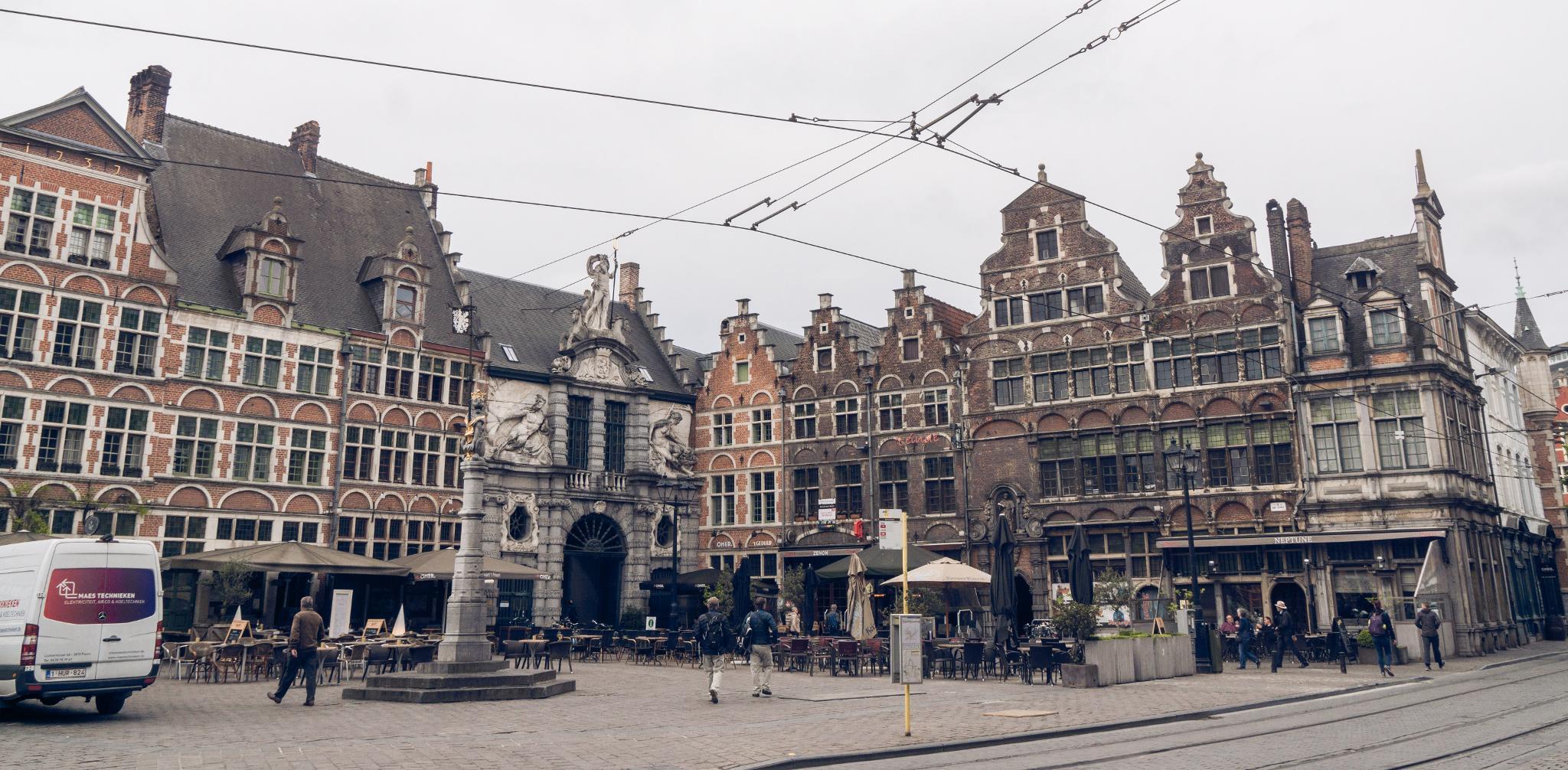 【比利時】穿梭中世紀的大城小事 — 比利時根特 (Ghent) 散步景點總整理 121