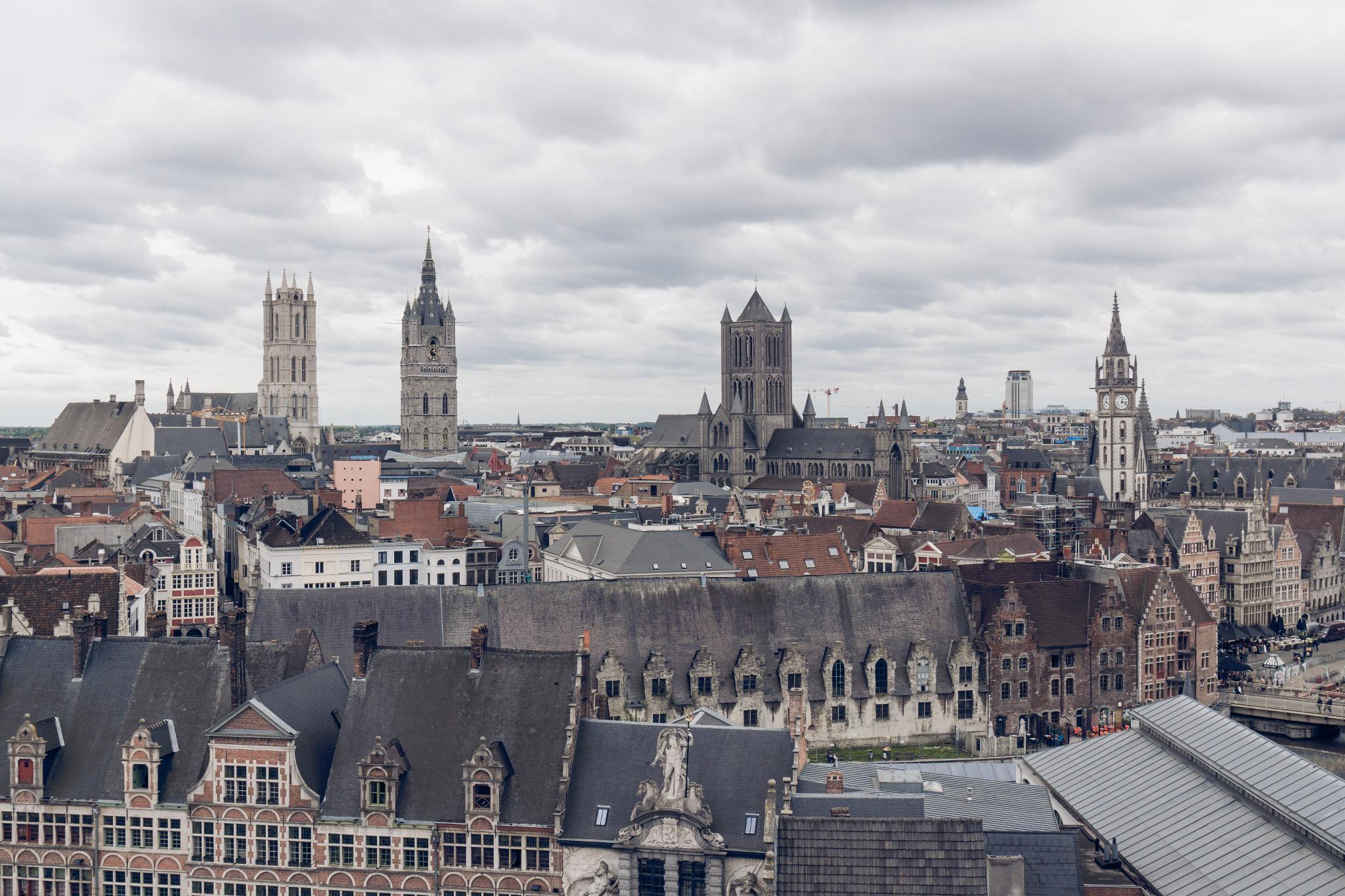 【比利時】穿梭中世紀的大城小事 — 比利時根特 (Ghent) 散步景點總整理 117