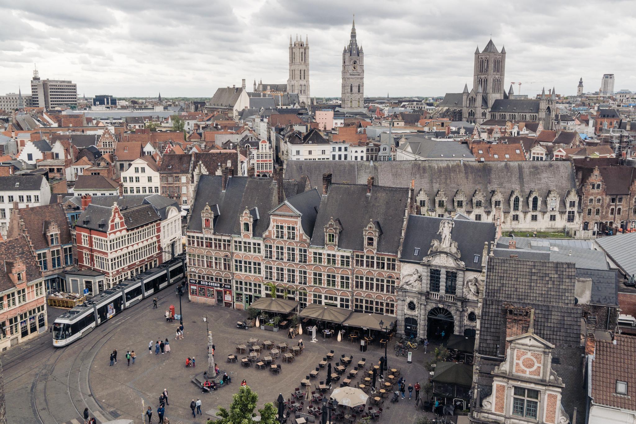 【比利時】穿梭中世紀的大城小事 — 比利時根特 (Ghent) 散步景點總整理 119