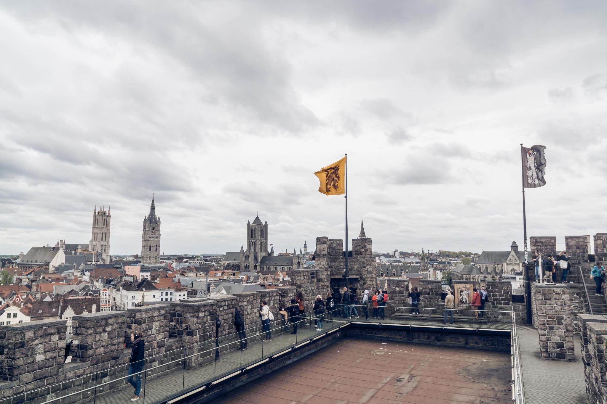 【比利時】穿梭中世紀的大城小事 — 比利時根特 (Ghent) 散步景點總整理 116