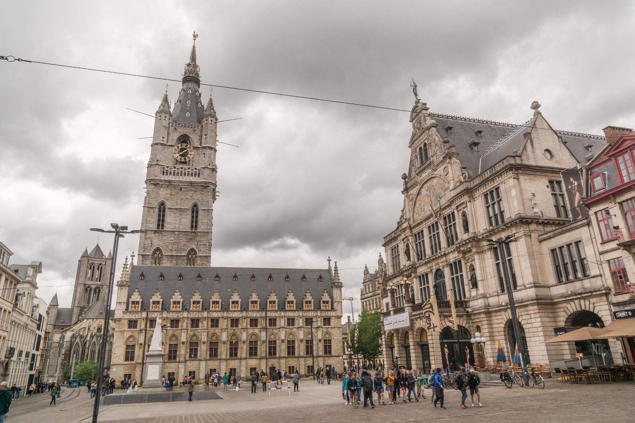 【比利時】穿梭中世紀的大城小事 — 比利時根特 (Ghent) 散步景點總整理 110