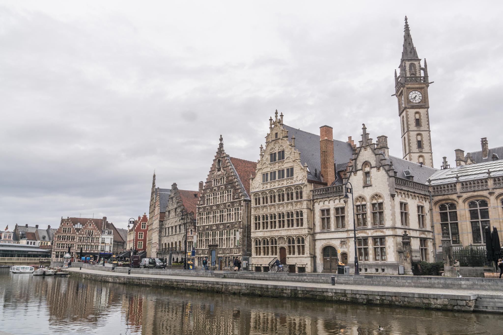 【比利時】穿梭中世紀的大城小事 — 比利時根特 (Ghent) 散步景點總整理 95