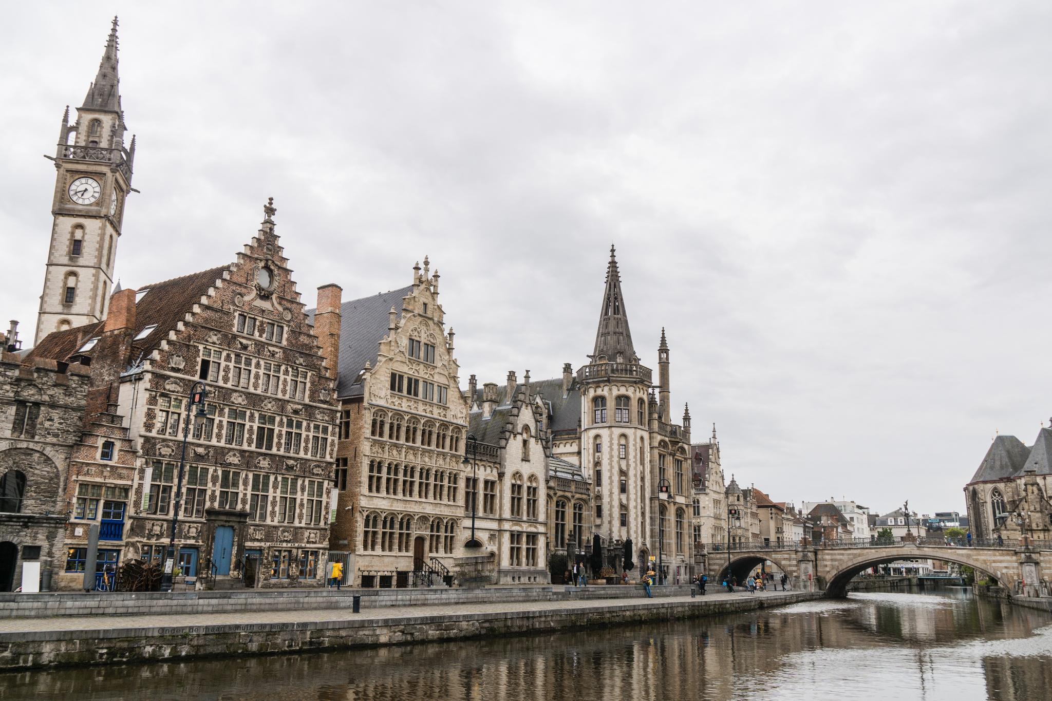【比利時】穿梭中世紀的大城小事 — 比利時根特 (Ghent) 散步景點總整理 96