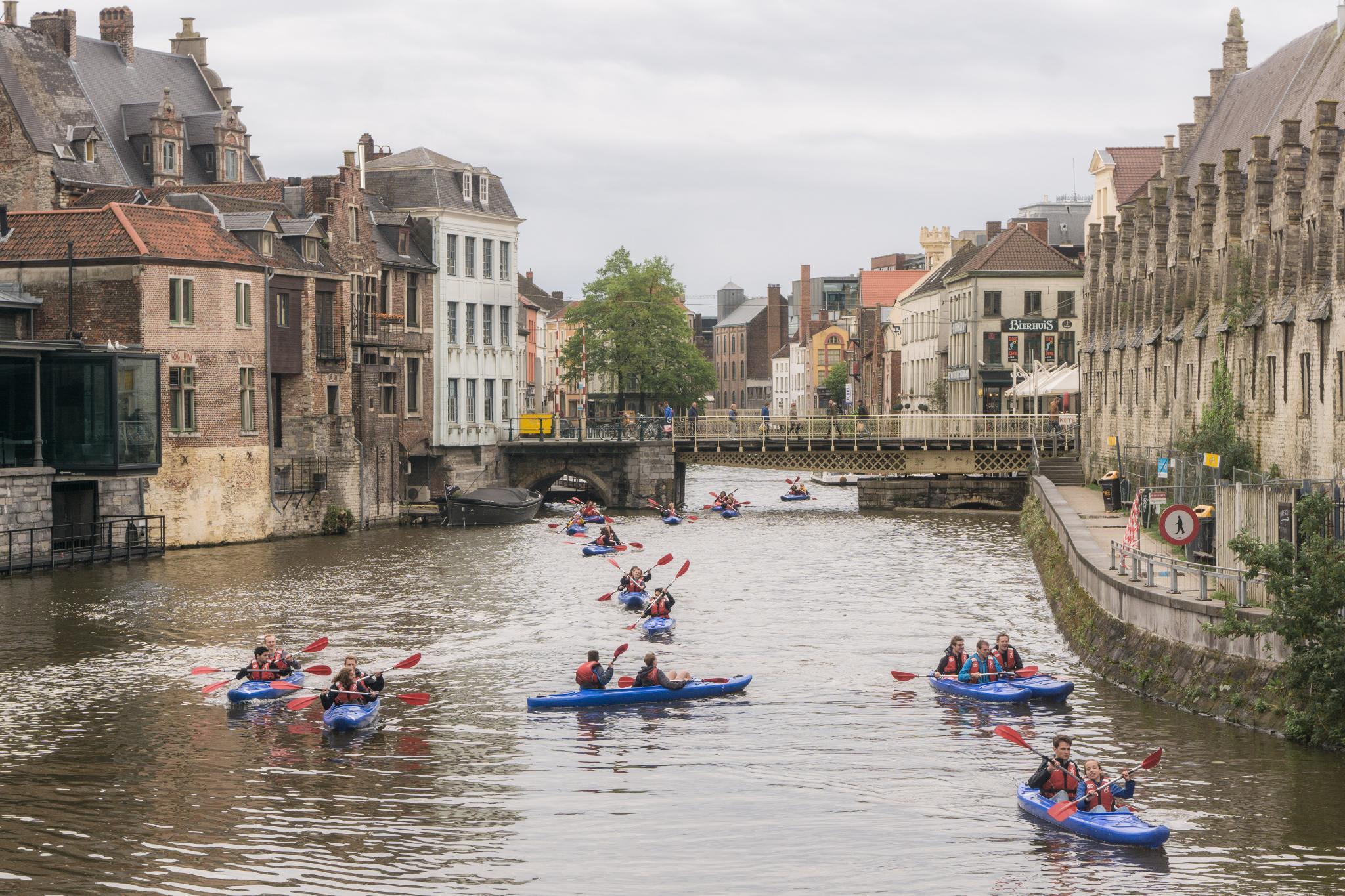【比利時】穿梭中世紀的大城小事 — 比利時根特 (Ghent) 散步景點總整理 90