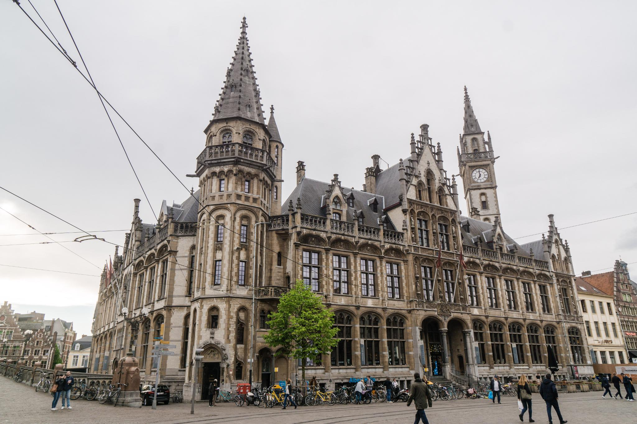 【比利時】穿梭中世紀的大城小事 — 比利時根特 (Ghent) 散步景點總整理 106