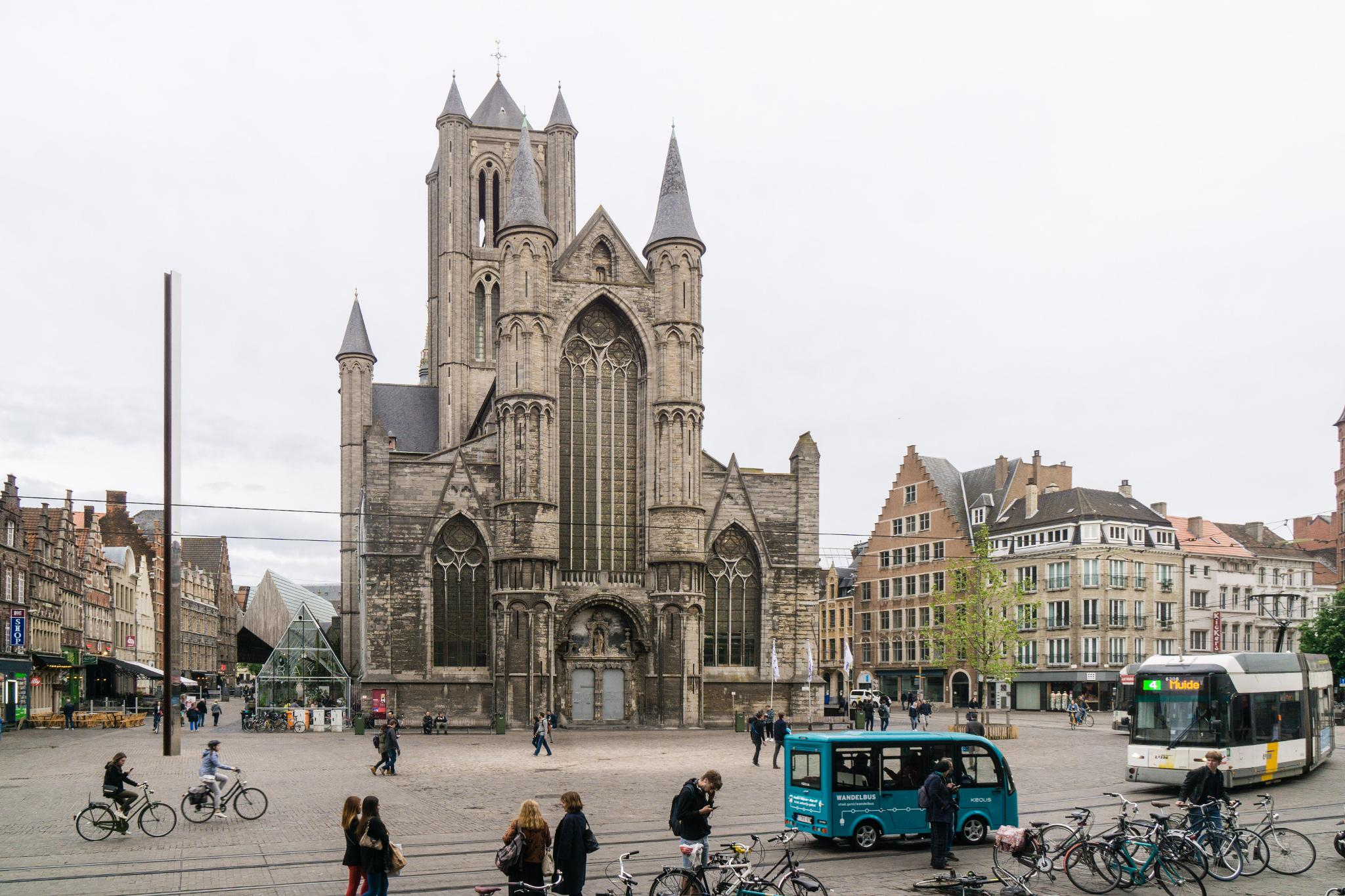 【比利時】穿梭中世紀的大城小事 — 比利時根特 (Ghent) 散步景點總整理 101