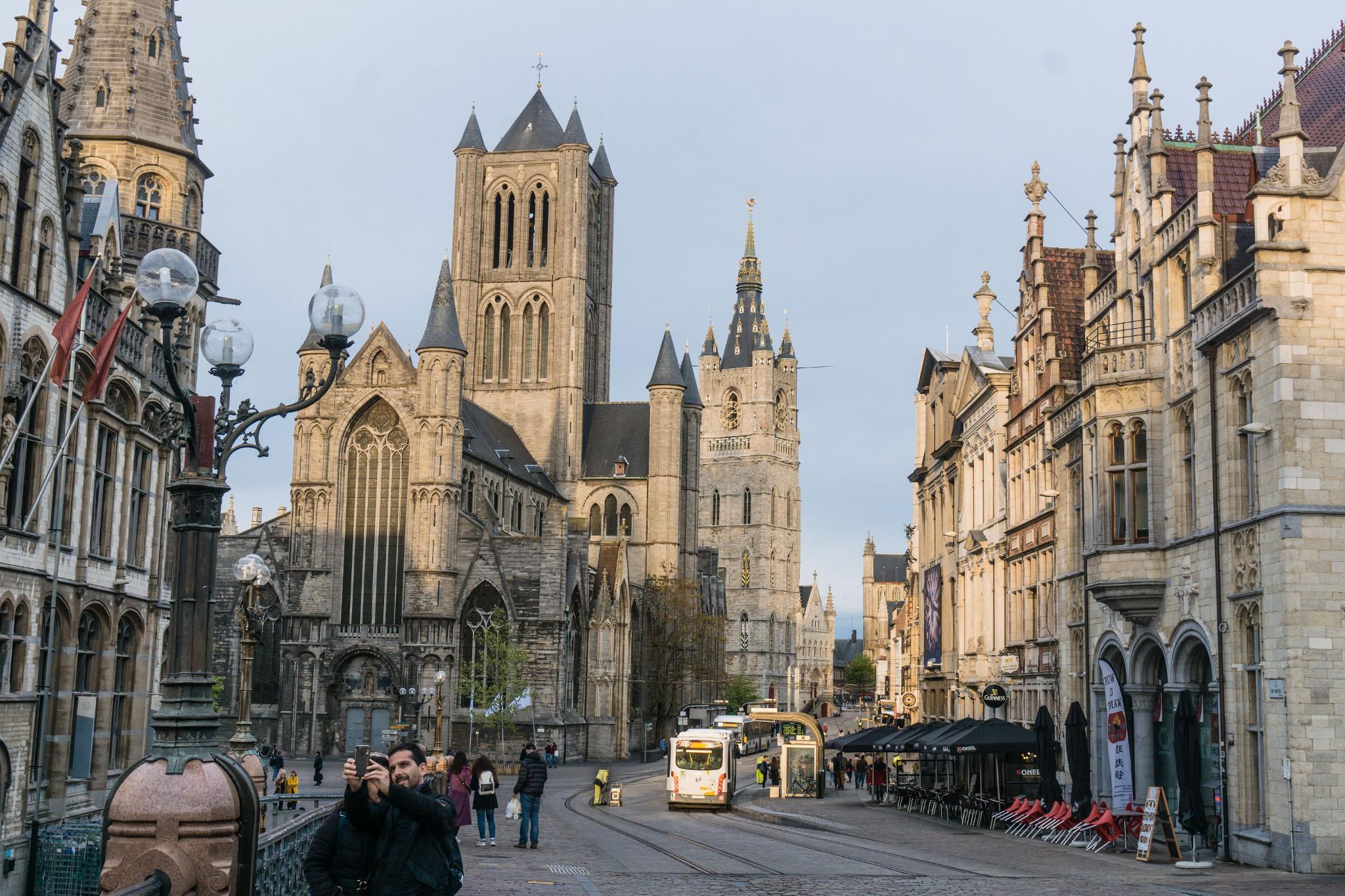 【比利時】穿梭中世紀的大城小事 — 比利時根特 (Ghent) 散步景點總整理 100