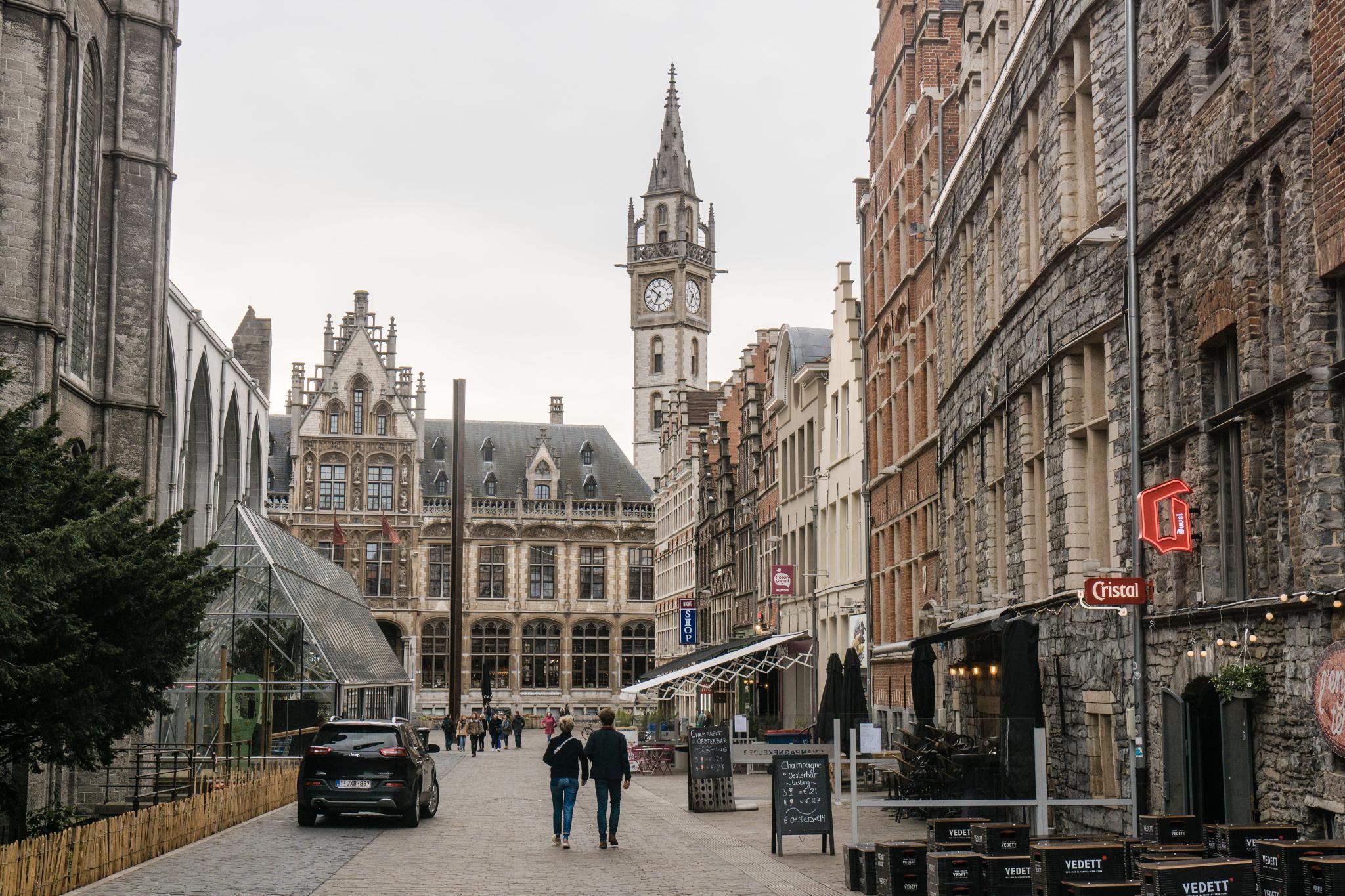 【比利時】穿梭中世紀的大城小事 — 比利時根特 (Ghent) 散步景點總整理 108