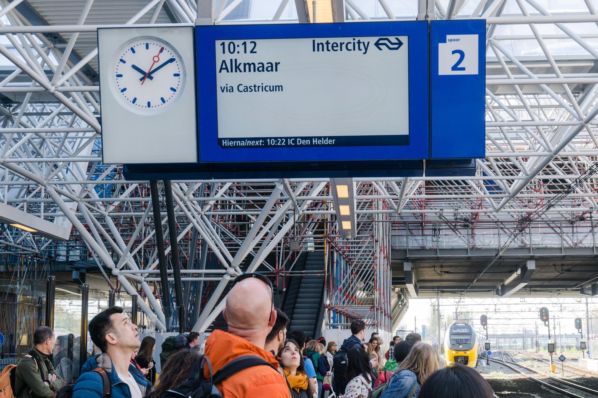【荷蘭印象】體驗道地的荷式風情 — Alkmaar 起司市集 散步路線整理 7