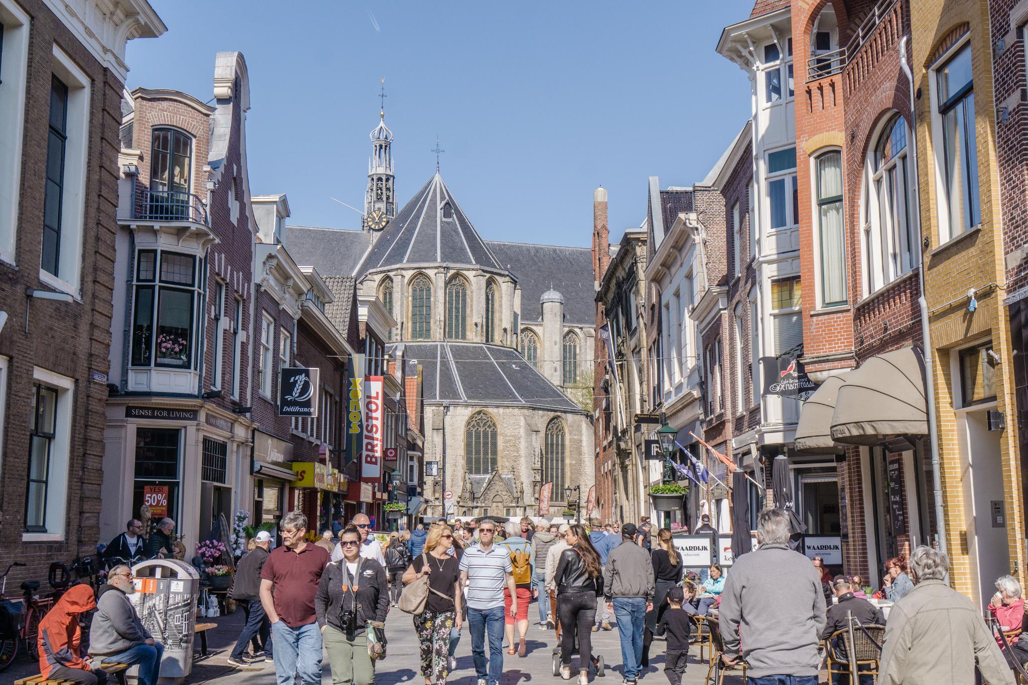 【荷蘭印象】體驗道地的荷式風情 — Alkmaar 起司市集 散步路線整理 5