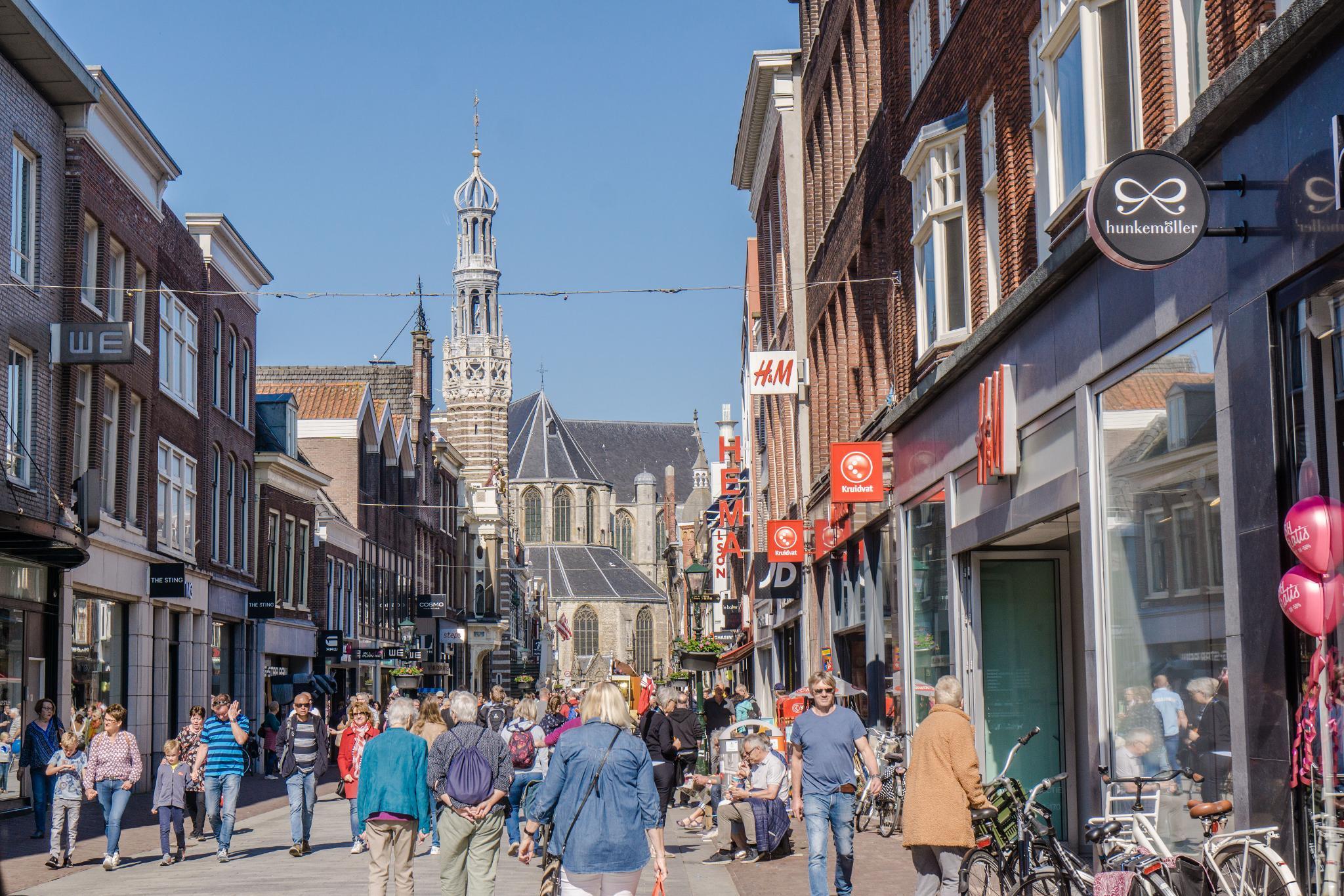 【荷蘭印象】體驗道地的荷式風情 — Alkmaar 起司市集 散步路線整理 14