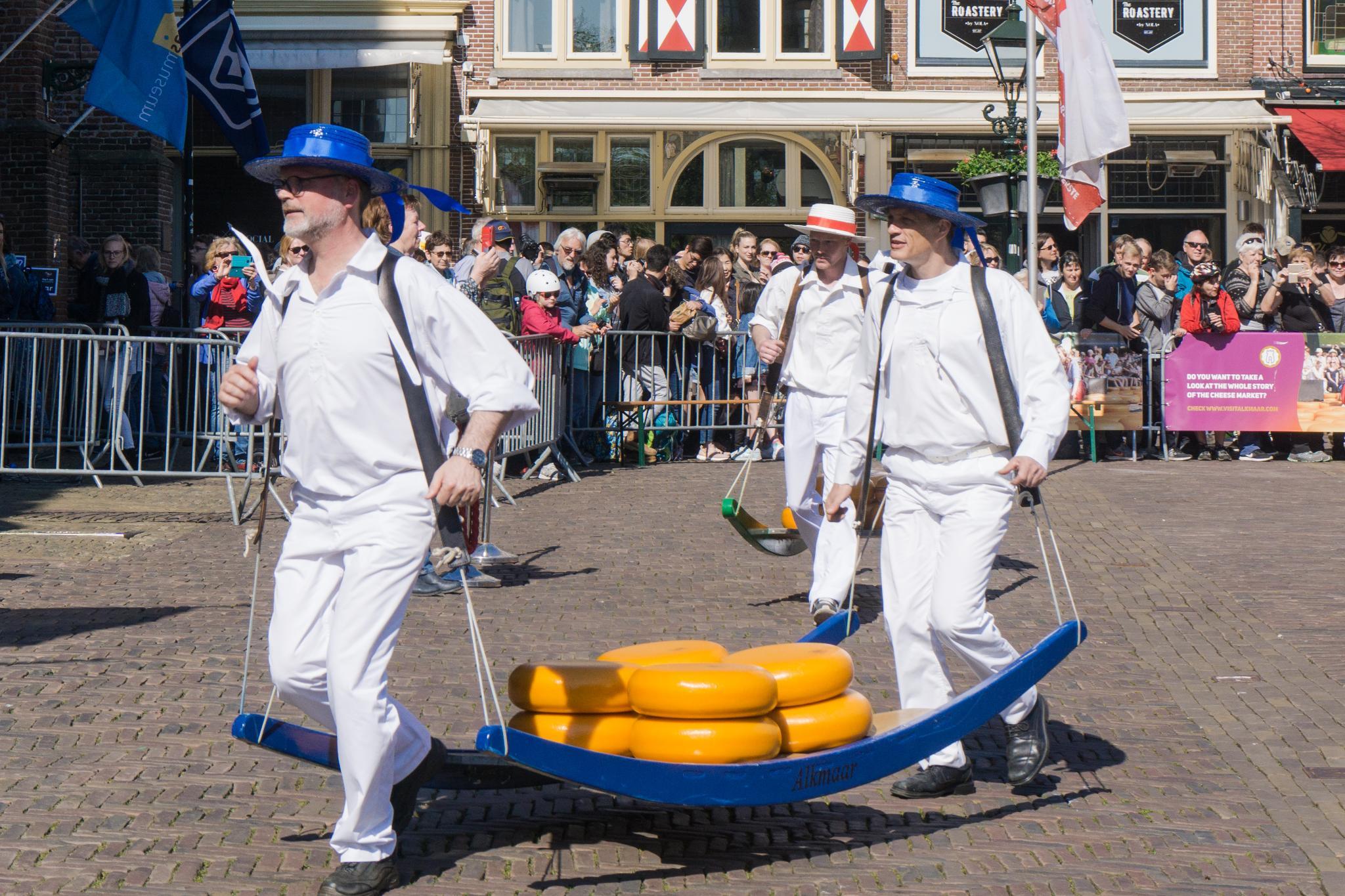 【荷蘭印象】體驗道地的荷式風情 — Alkmaar 起司市集 散步路線整理 3