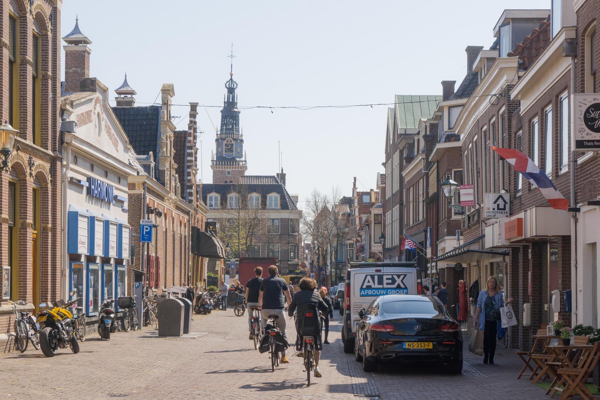 【荷蘭印象】體驗道地的荷式風情 — Alkmaar 起司市集 散步路線整理 40