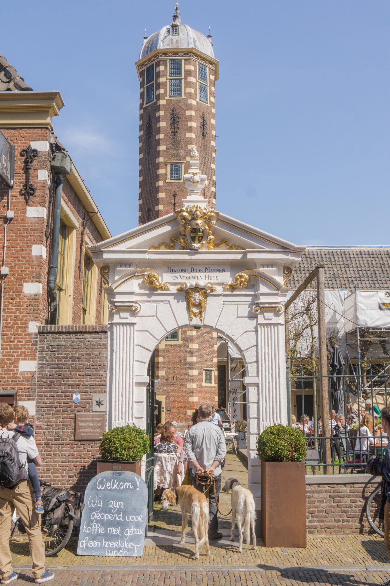 【荷蘭印象】體驗道地的荷式風情 — Alkmaar 起司市集 散步路線整理 38
