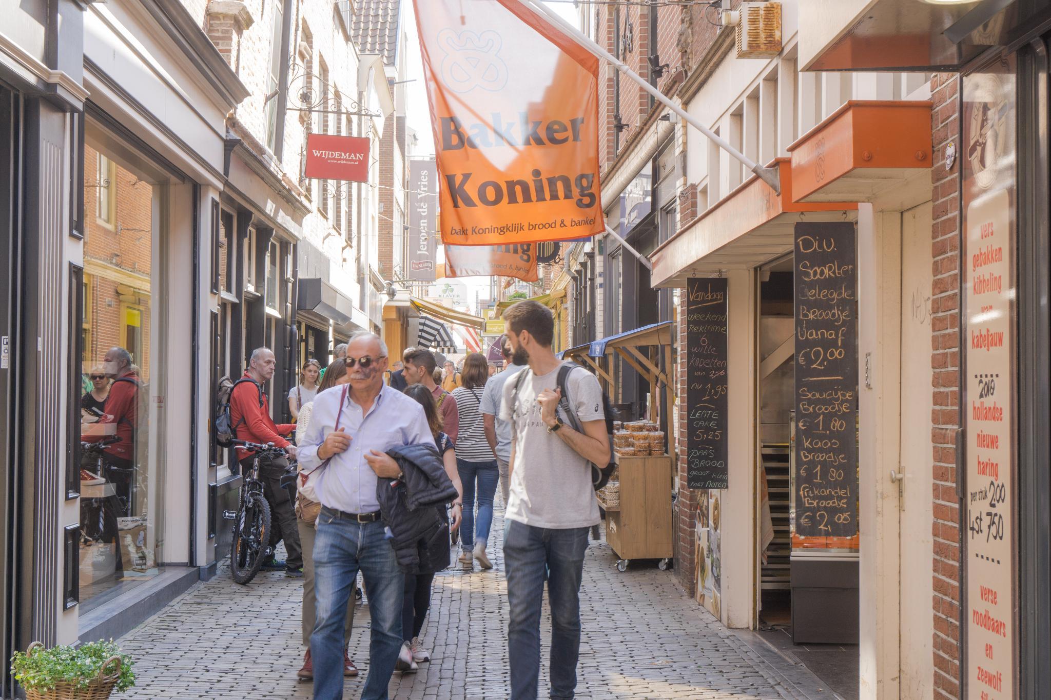【荷蘭印象】體驗道地的荷式風情 — Alkmaar 起司市集 散步路線整理 39