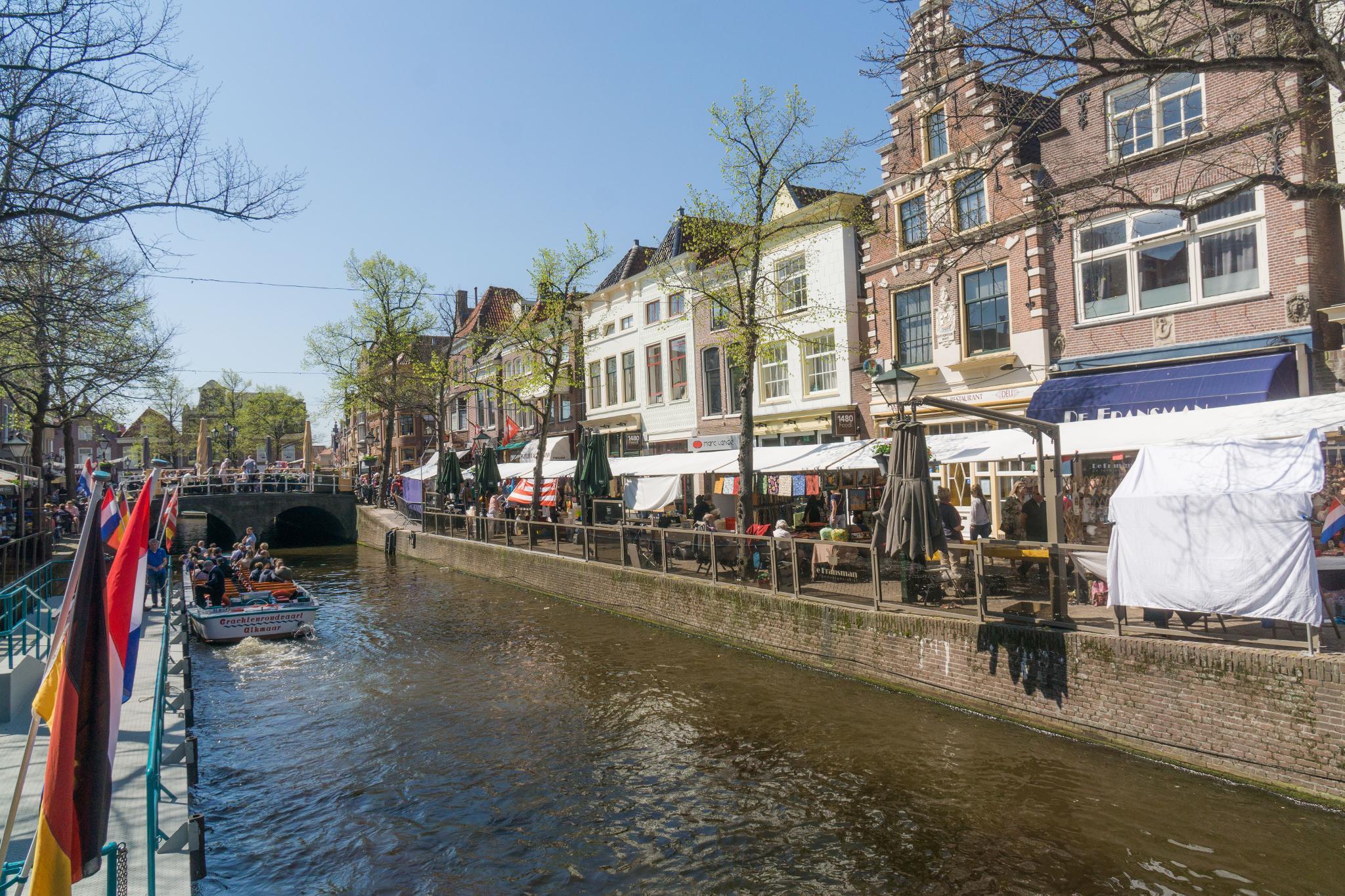 【荷蘭印象】體驗道地的荷式風情 — Alkmaar 起司市集 散步路線整理 34