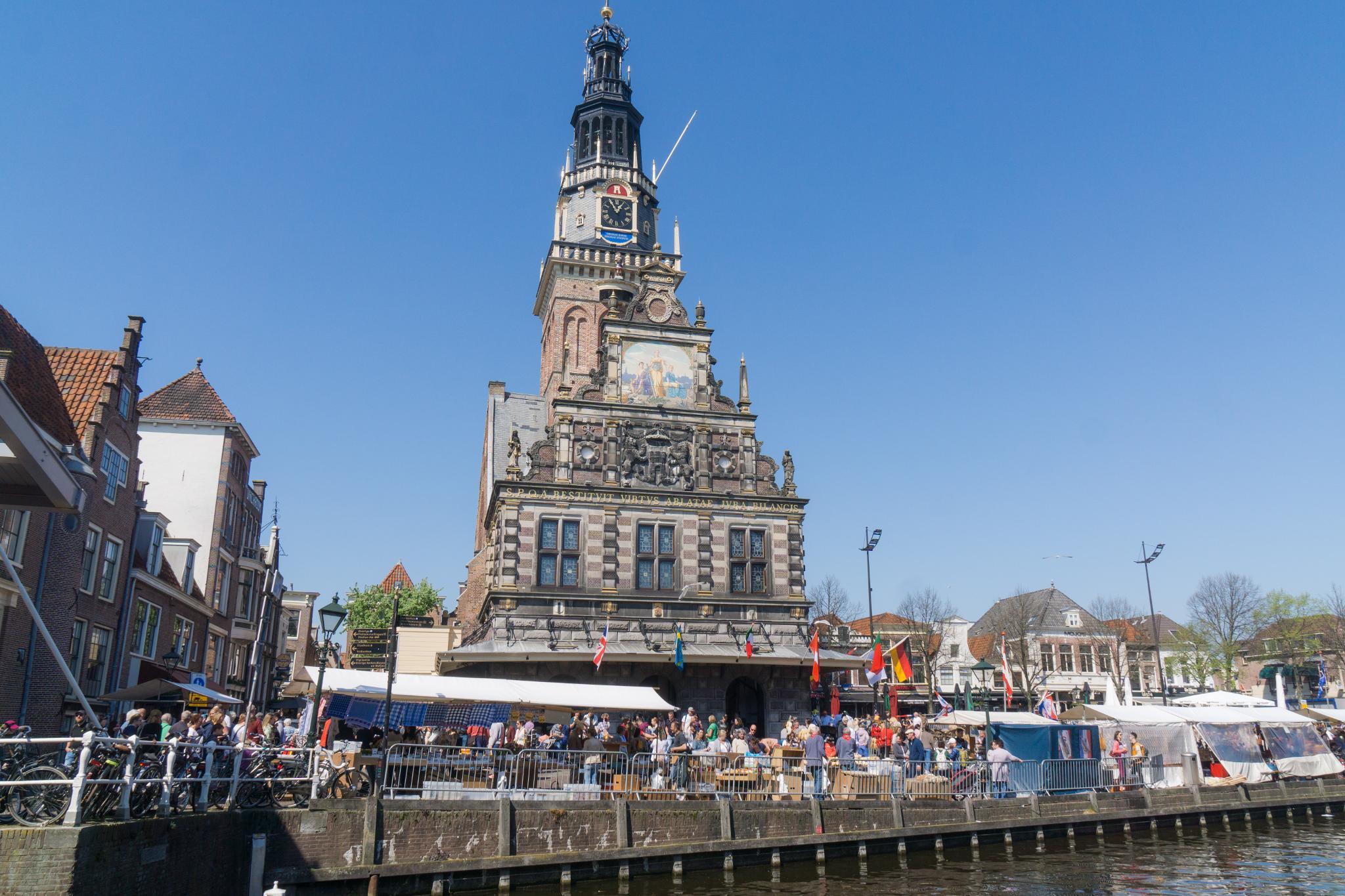 【荷蘭印象】體驗道地的荷式風情 — Alkmaar 起司市集 散步路線整理 17
