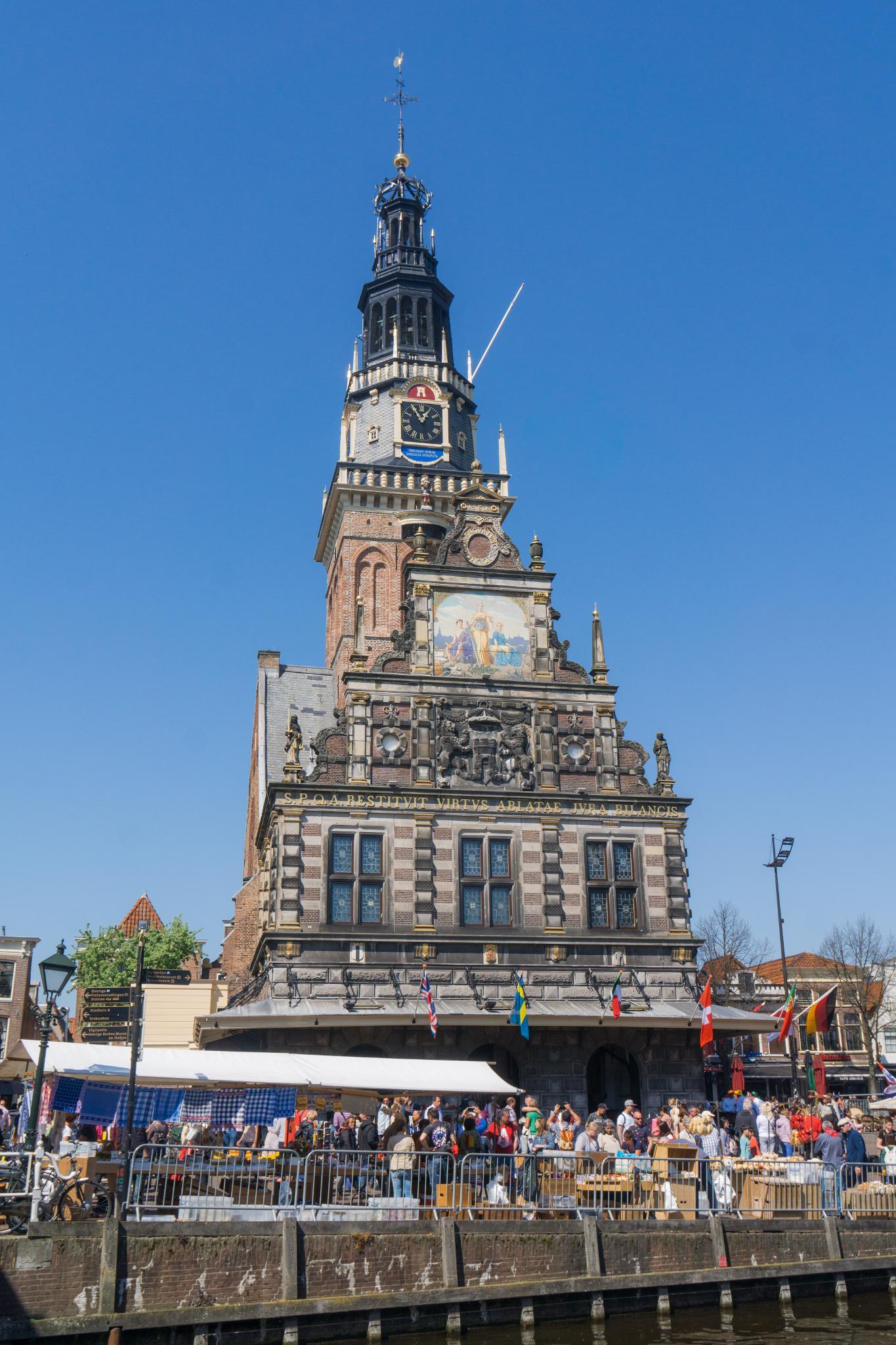 【荷蘭印象】體驗道地的荷式風情 — Alkmaar 起司市集 散步路線整理 15