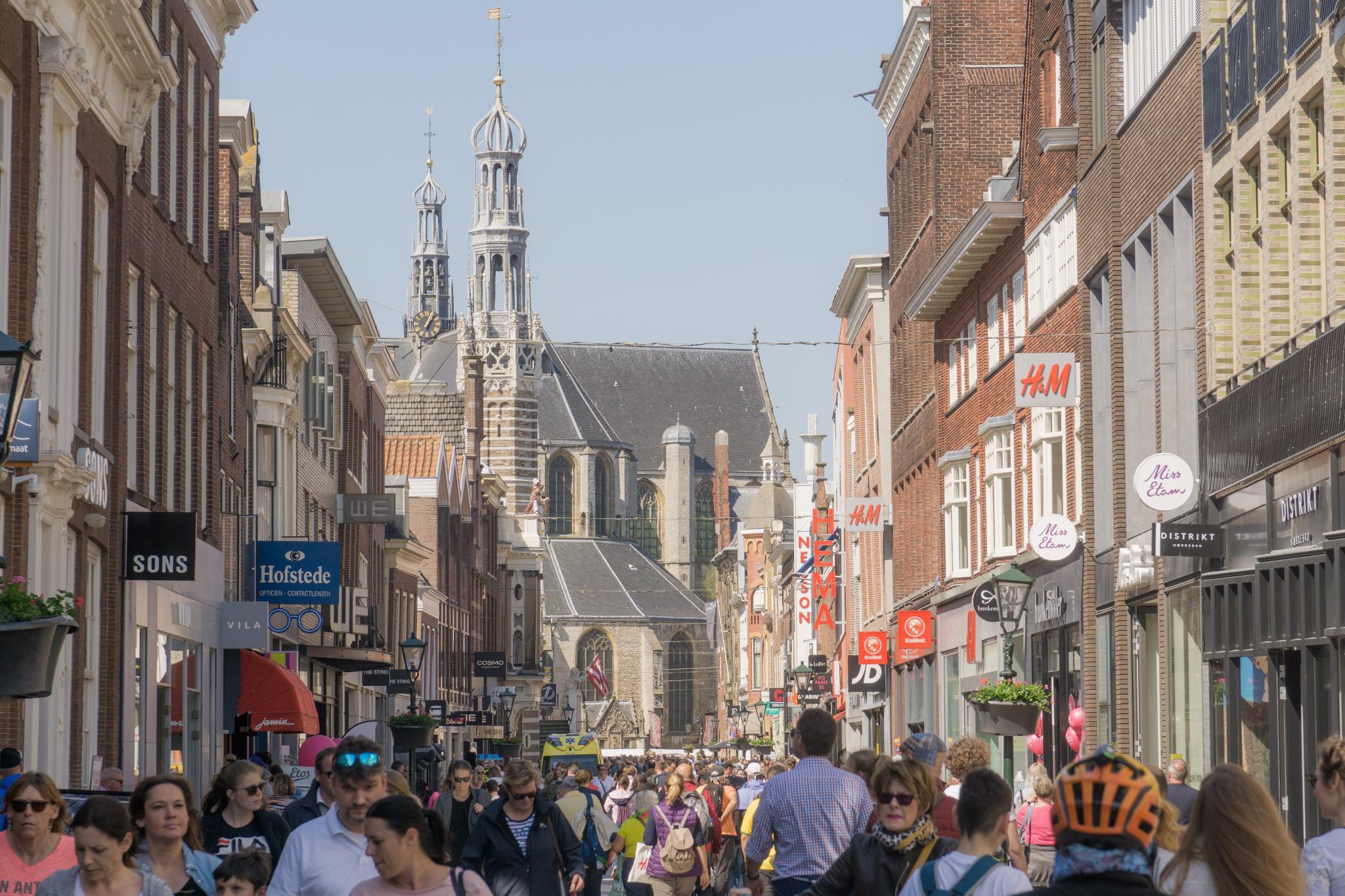 【荷蘭印象】體驗道地的荷式風情 — Alkmaar 起司市集 散步路線整理 35