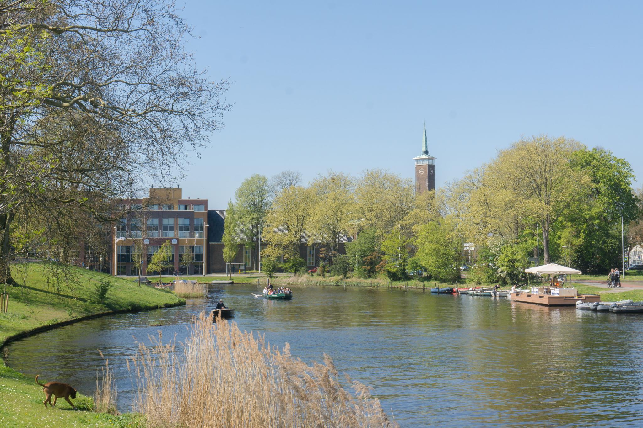 【荷蘭印象】體驗道地的荷式風情 — Alkmaar 起司市集 散步路線整理 43