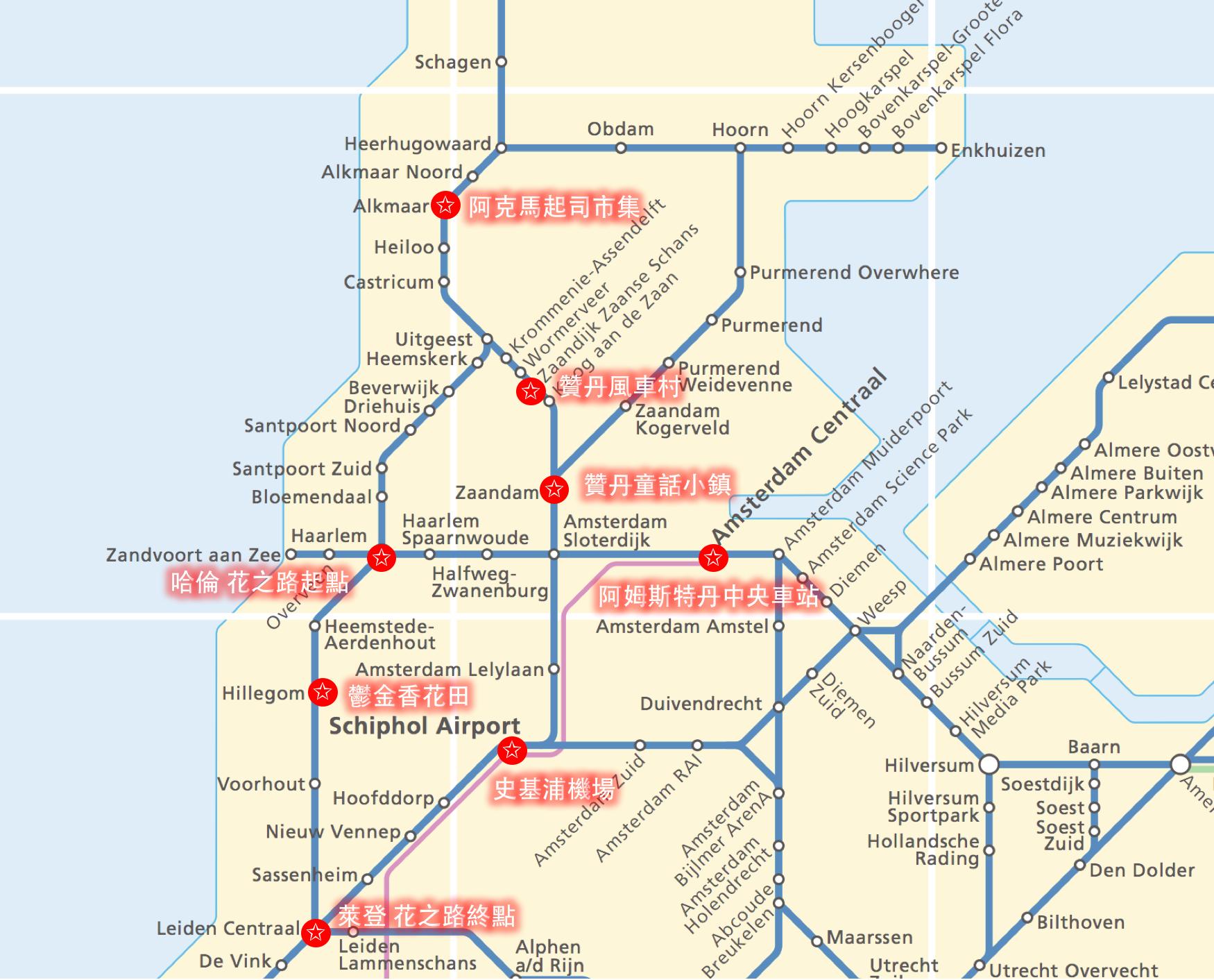 【荷蘭印象】體驗道地的荷式風情 — Alkmaar 起司市集 散步路線整理 2