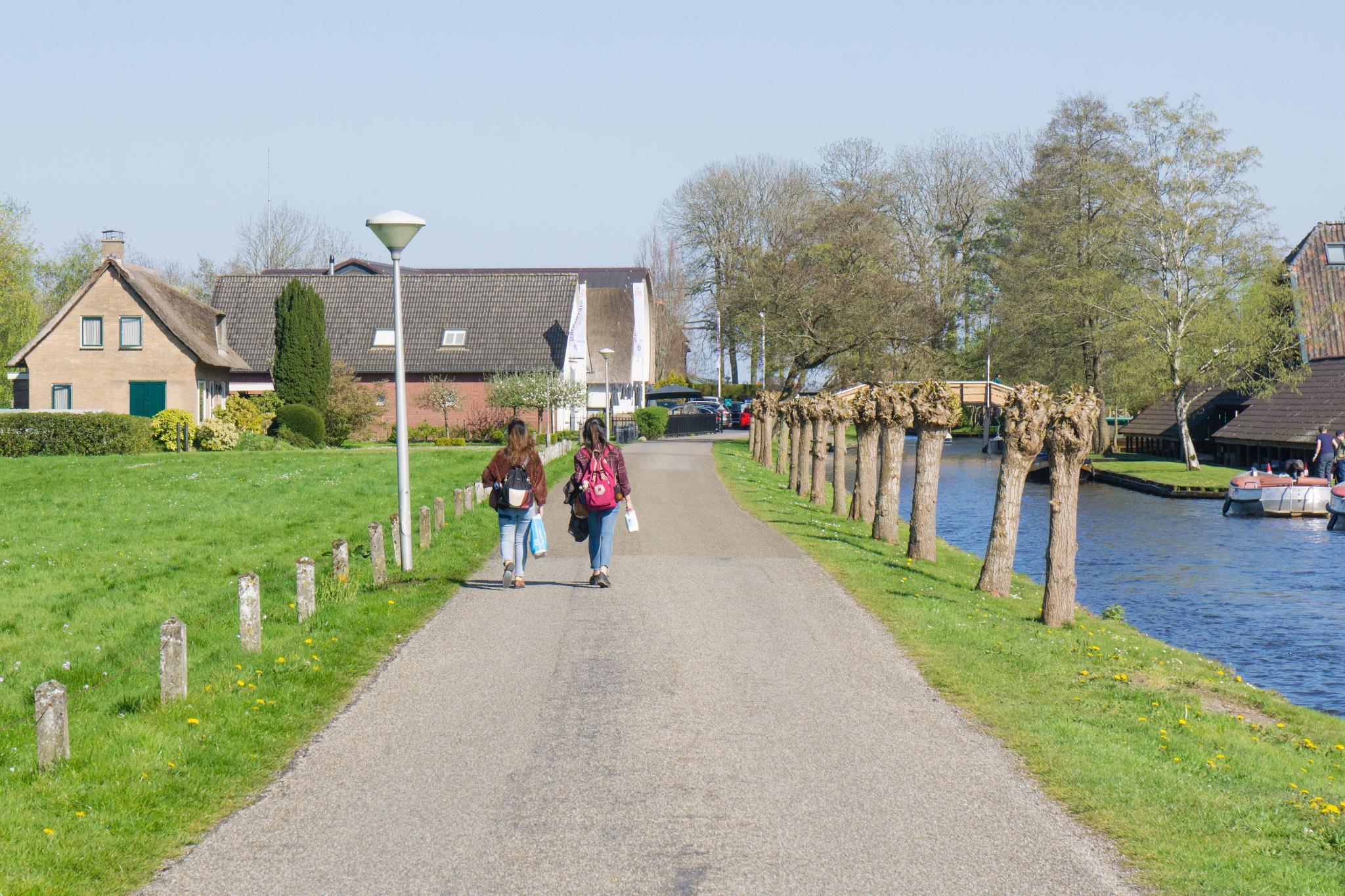 【荷蘭印象】羊角村 Giethoorn — 上帝遺落人間的世外桃源 8