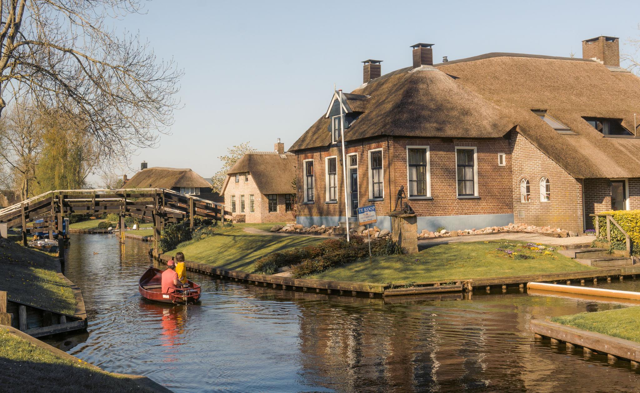 【荷蘭印象】羊角村 Giethoorn — 上帝遺落人間的世外桃源 52