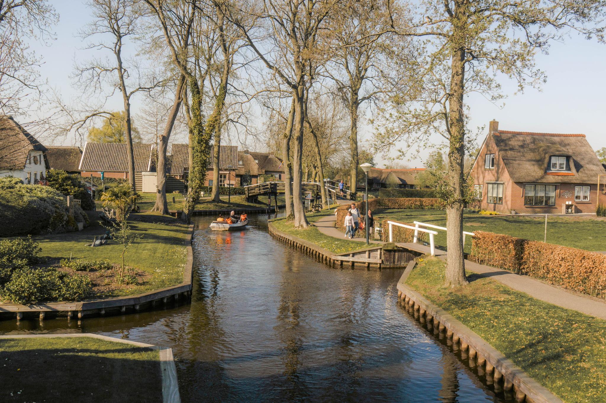 【荷蘭印象】羊角村 Giethoorn — 上帝遺落人間的世外桃源 44