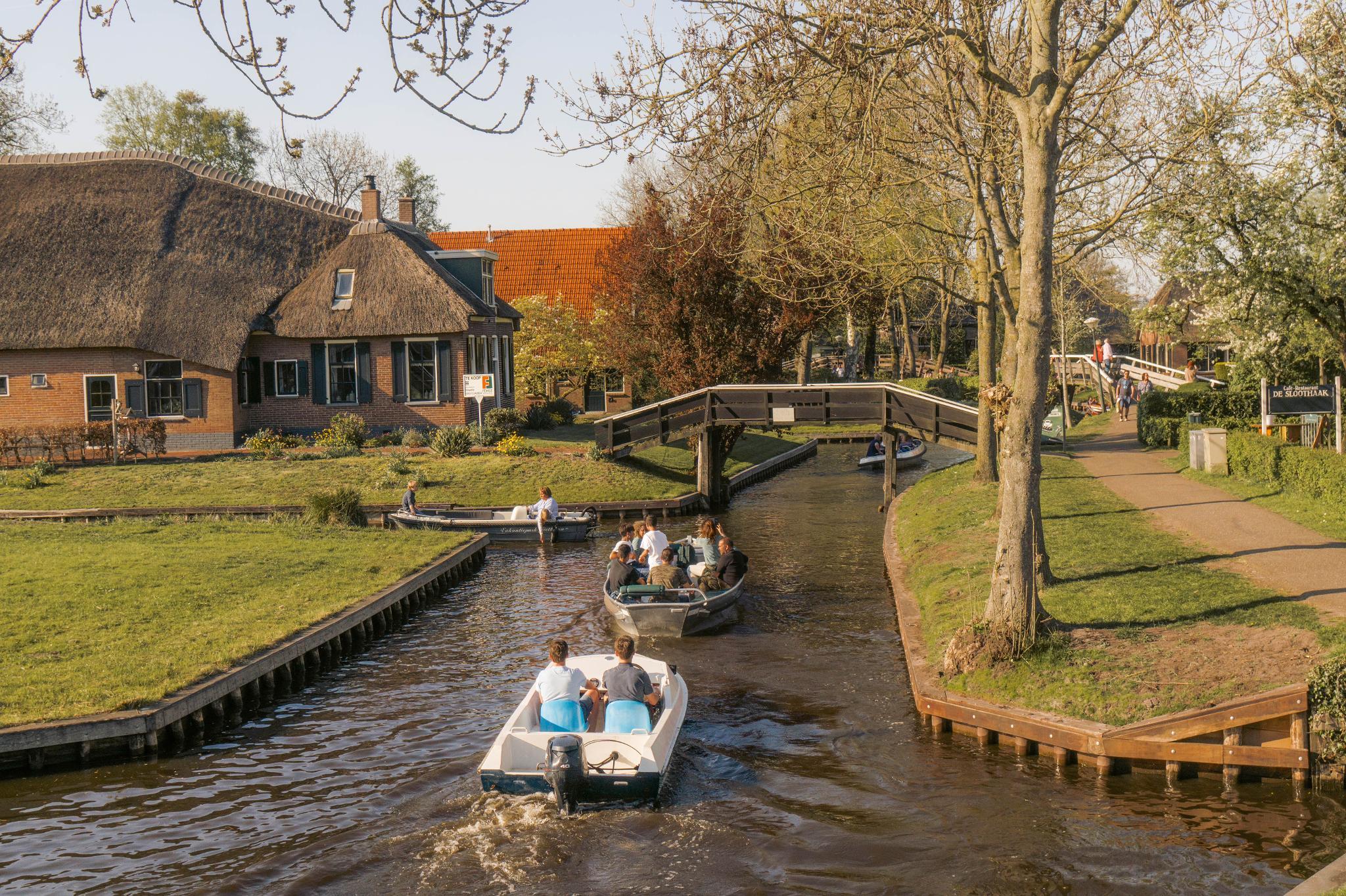 【荷蘭印象】羊角村 Giethoorn — 上帝遺落人間的世外桃源 25