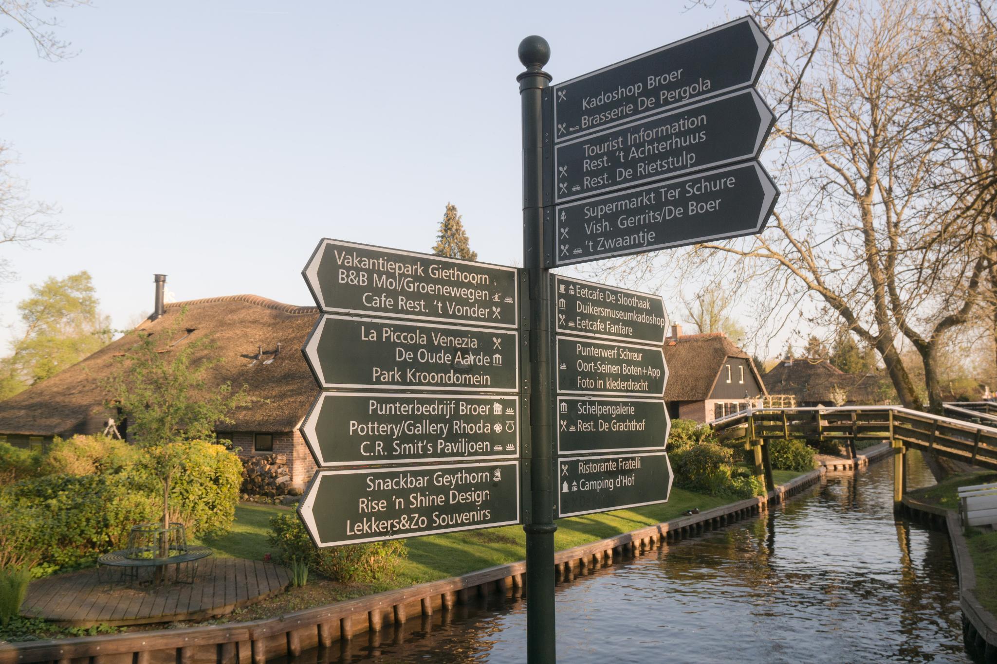 【荷蘭印象】羊角村 Giethoorn — 上帝遺落人間的世外桃源 10