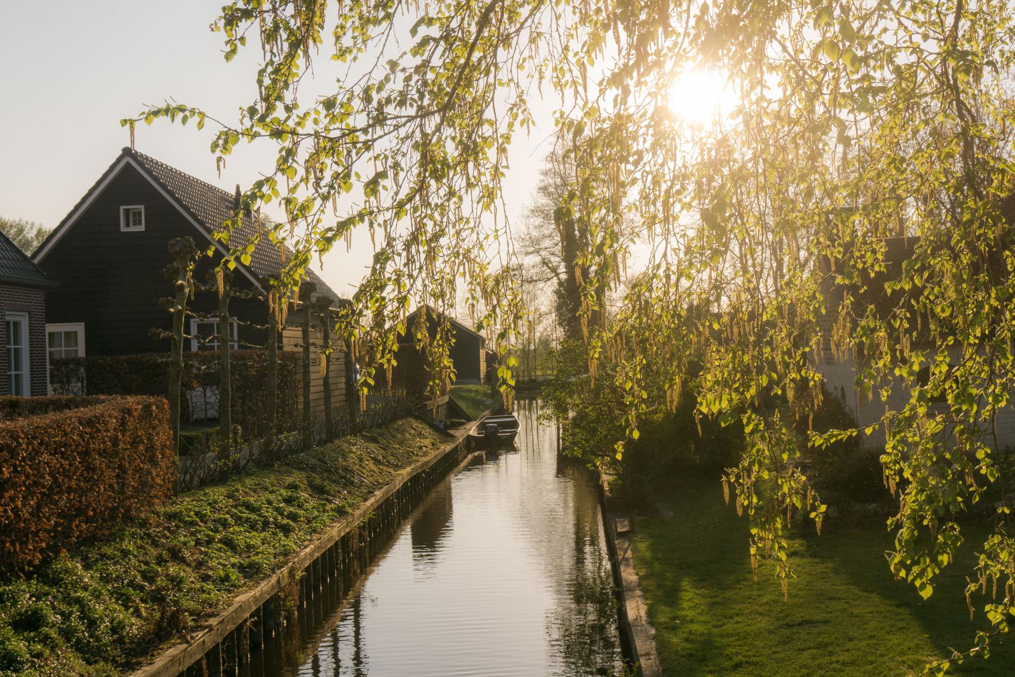 【荷蘭印象】羊角村 Giethoorn — 上帝遺落人間的世外桃源 56