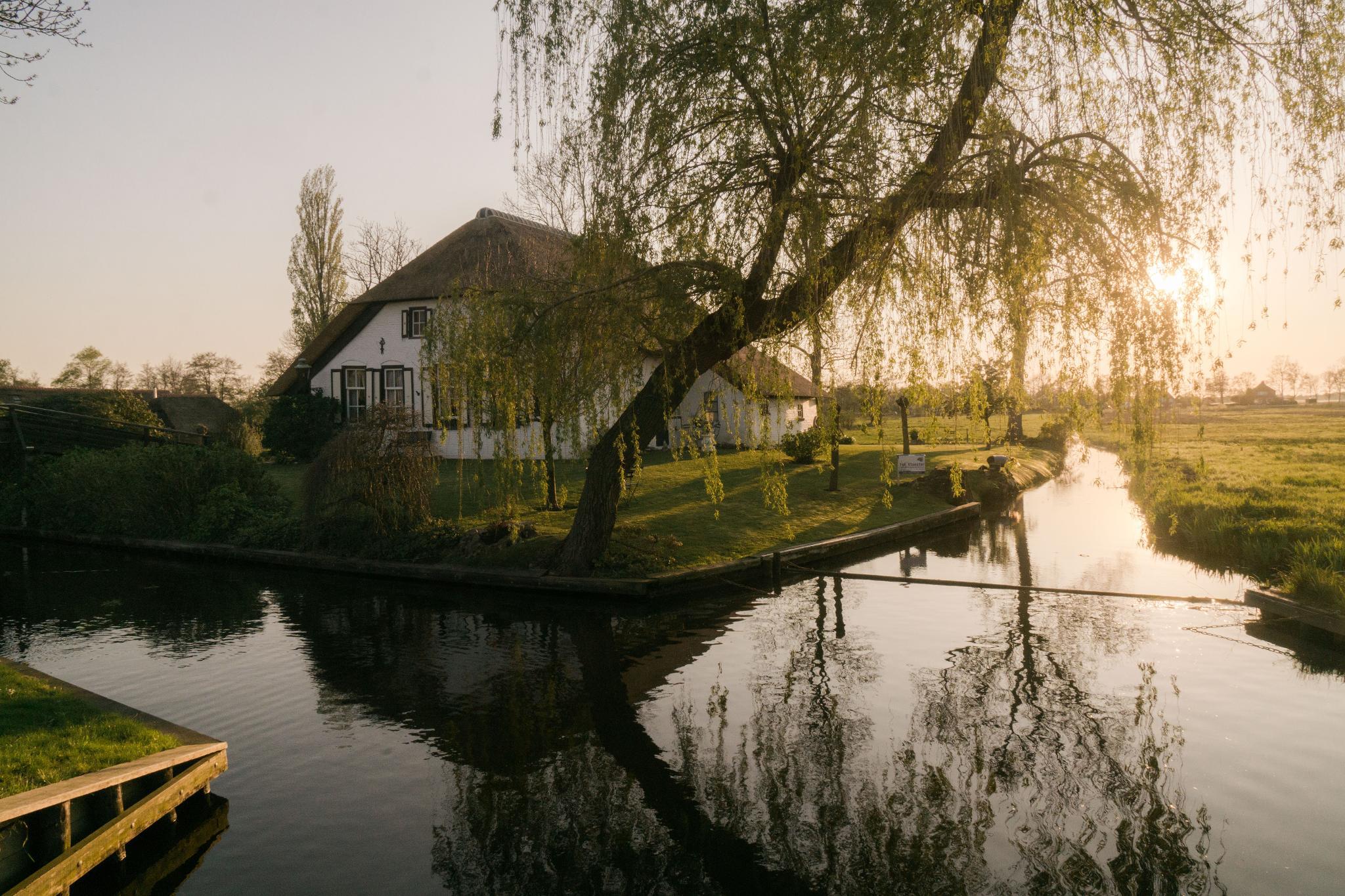 【荷蘭印象】羊角村 Giethoorn — 上帝遺落人間的世外桃源 57